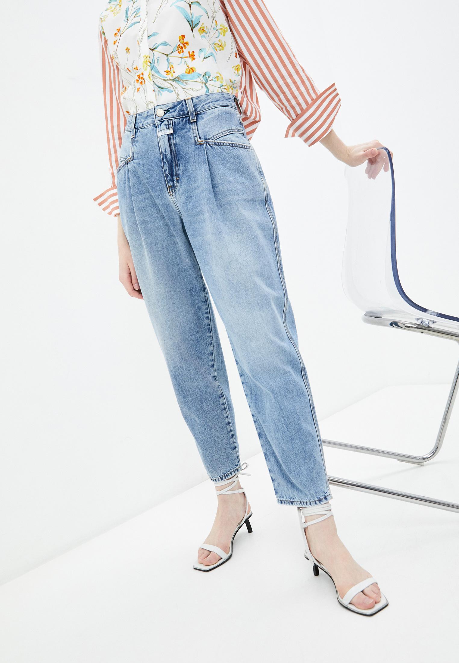 Широкие и расклешенные джинсы Closed C91050-15E-6Y: изображение 1