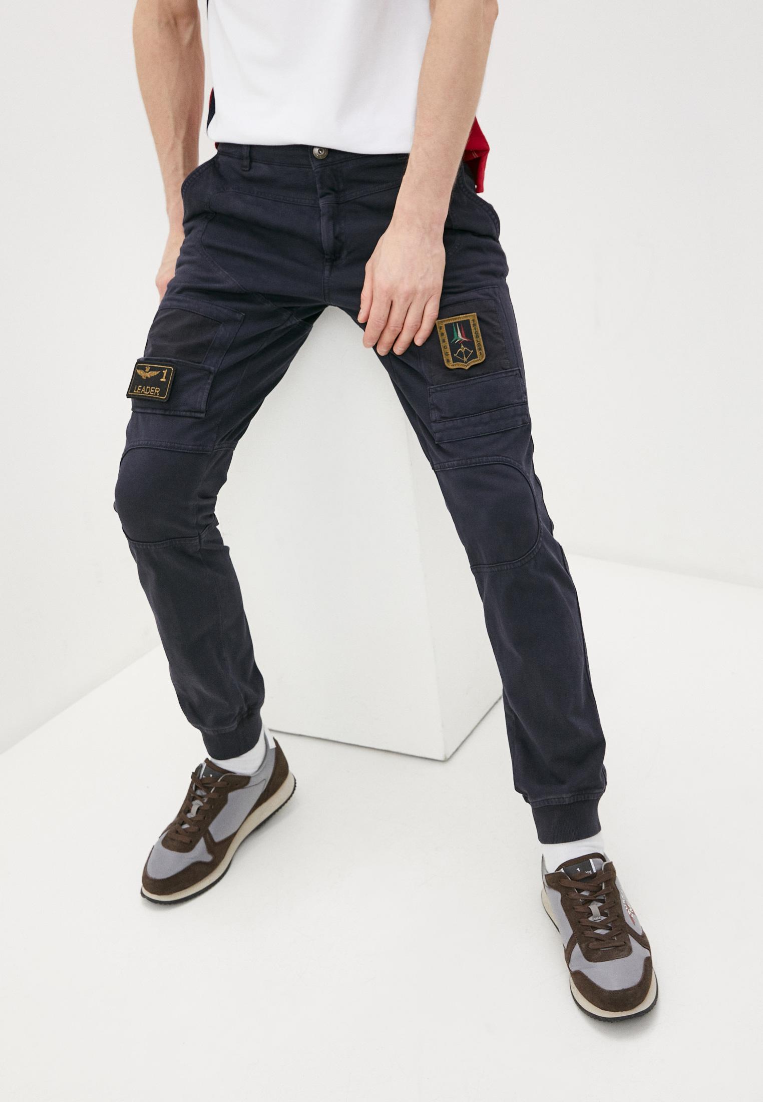 Мужские повседневные брюки Aeronautica Militare PF743J217: изображение 5