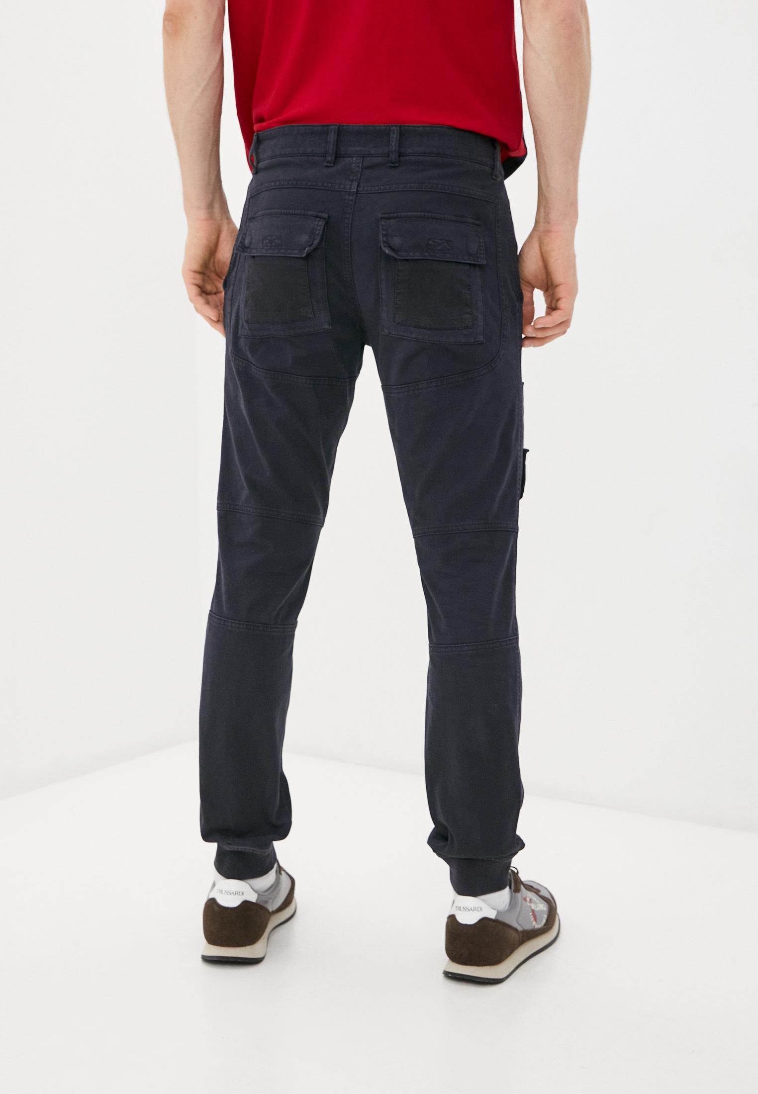 Мужские повседневные брюки Aeronautica Militare PF743J217: изображение 8