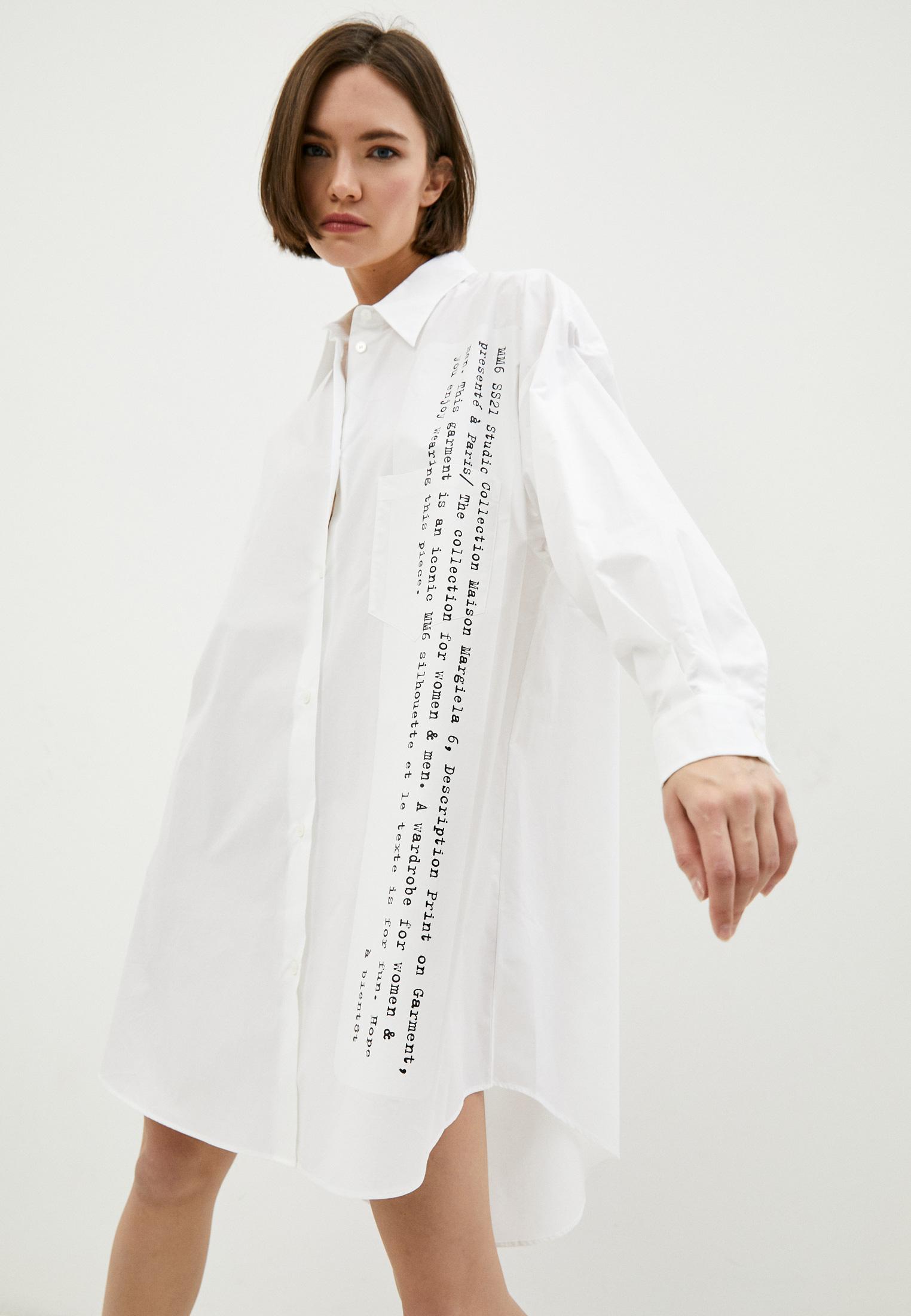 Платье MM6 Maison Margiela S62CT0120S47294