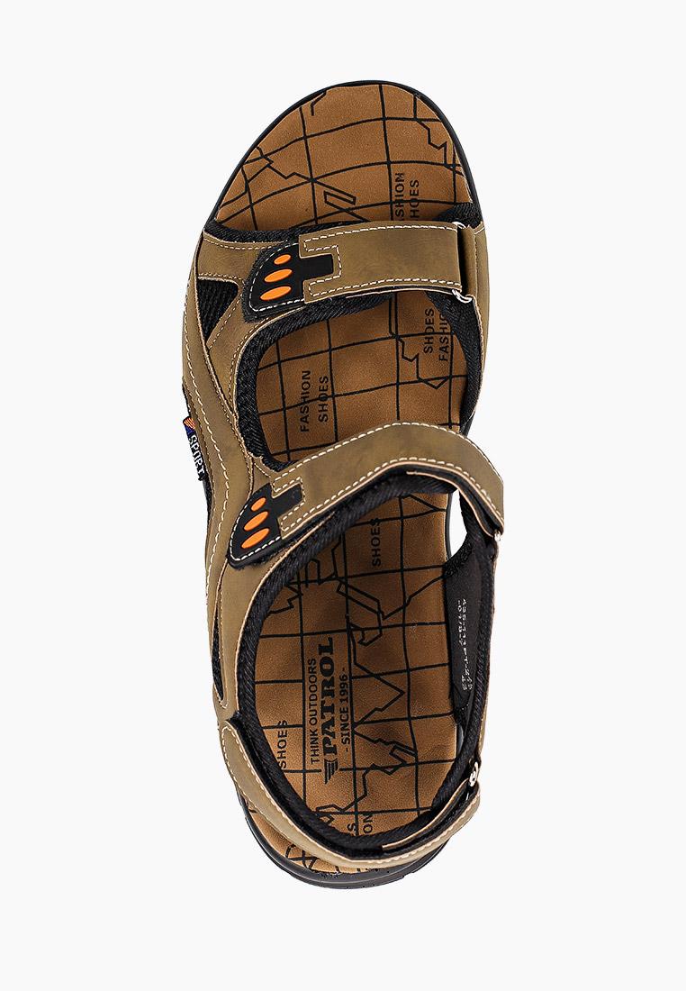 Мужские сандалии Patrol (Патрол) 435-111PT-21s-01/8-7: изображение 4