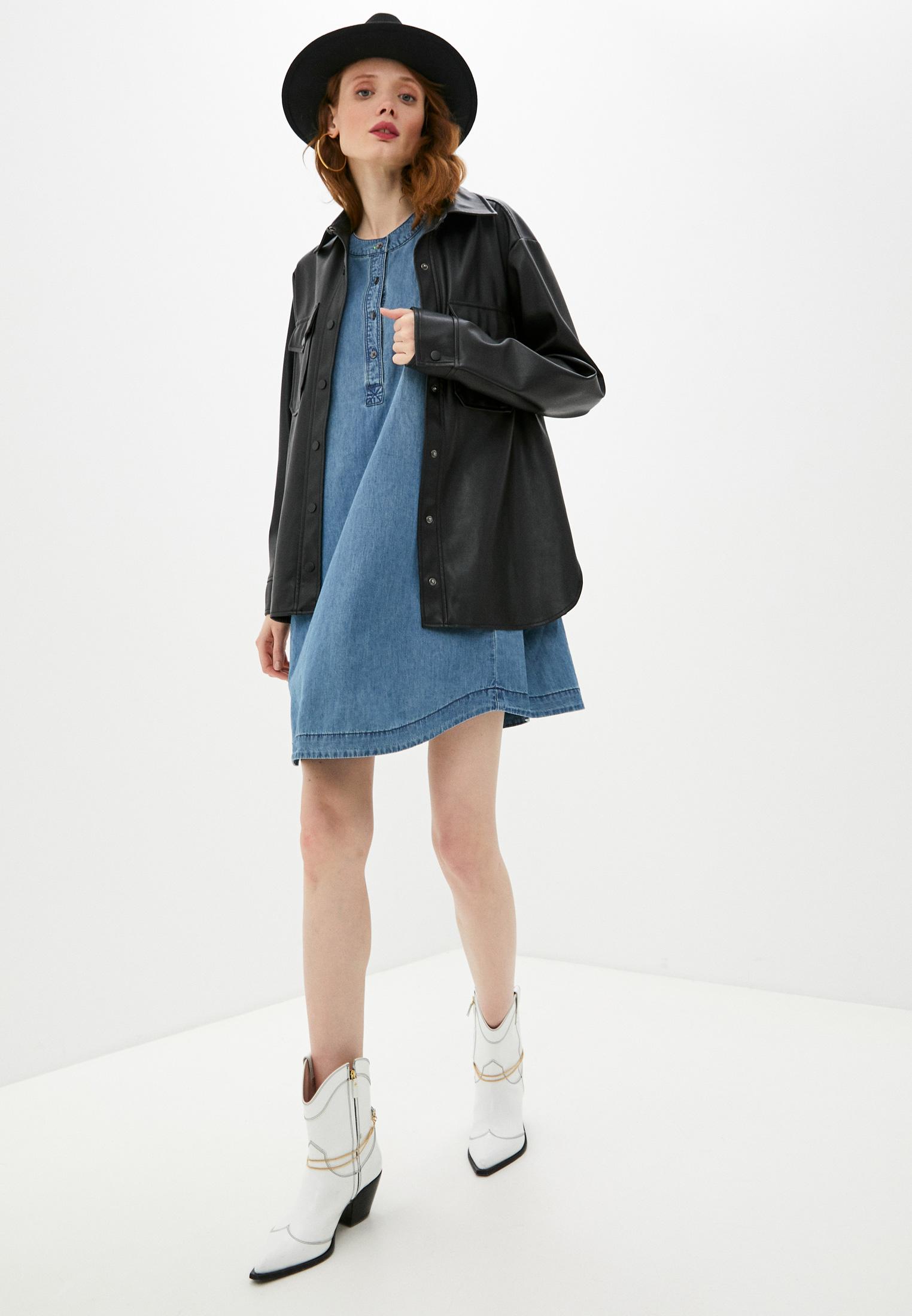 Женские платья-сарафаны Armani Exchange 3KYA60 YNVMZ: изображение 3
