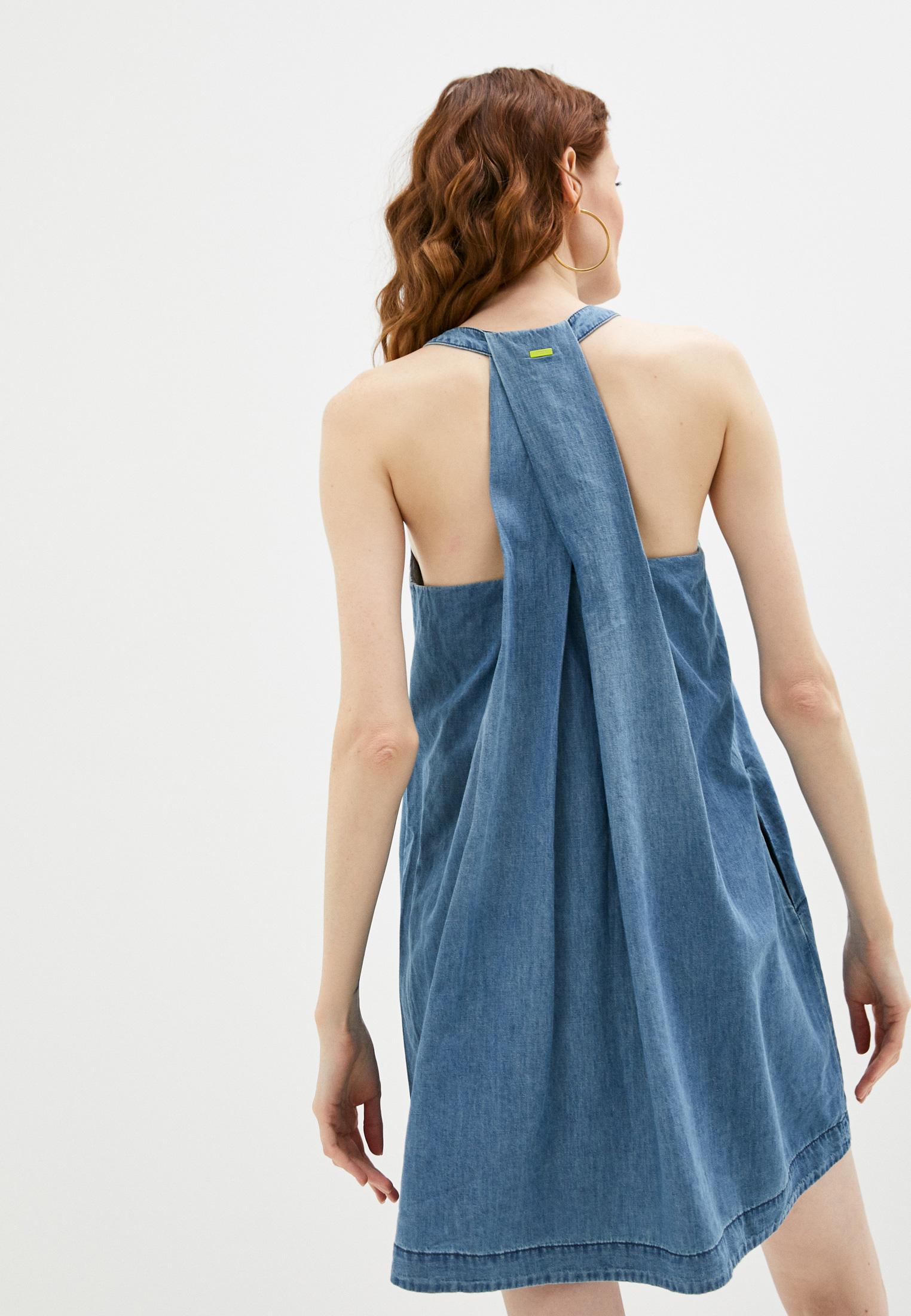 Женские платья-сарафаны Armani Exchange 3KYA60 YNVMZ: изображение 4