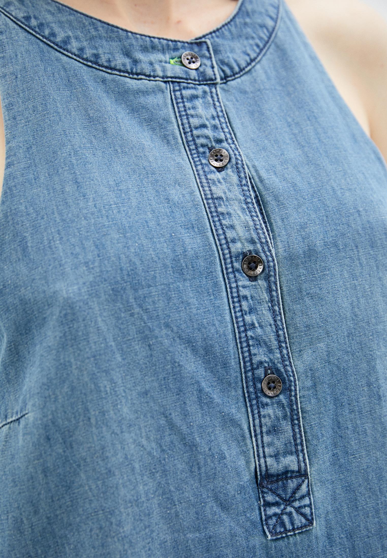Женские платья-сарафаны Armani Exchange 3KYA60 YNVMZ: изображение 5
