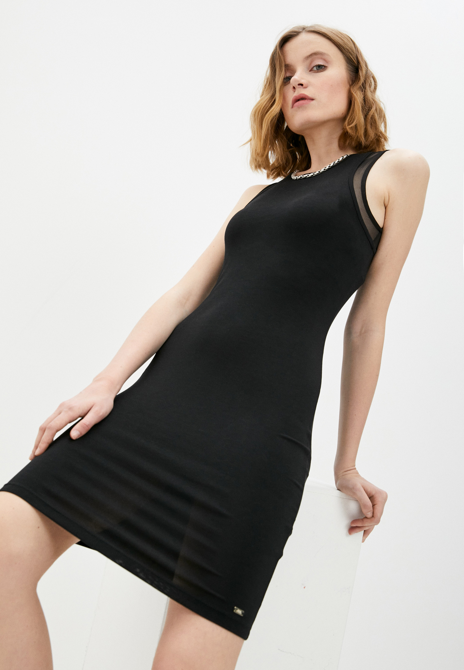 Платье Armani Exchange 3KYA88 YJ5HZ