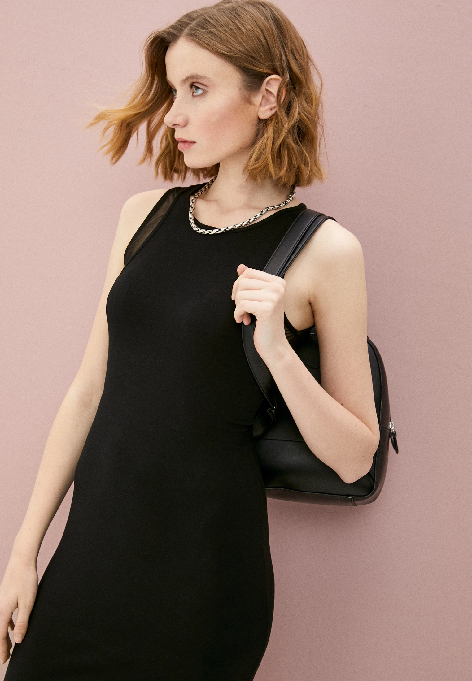 Платье Armani Exchange 3KYA88 YJ5HZ: изображение 2