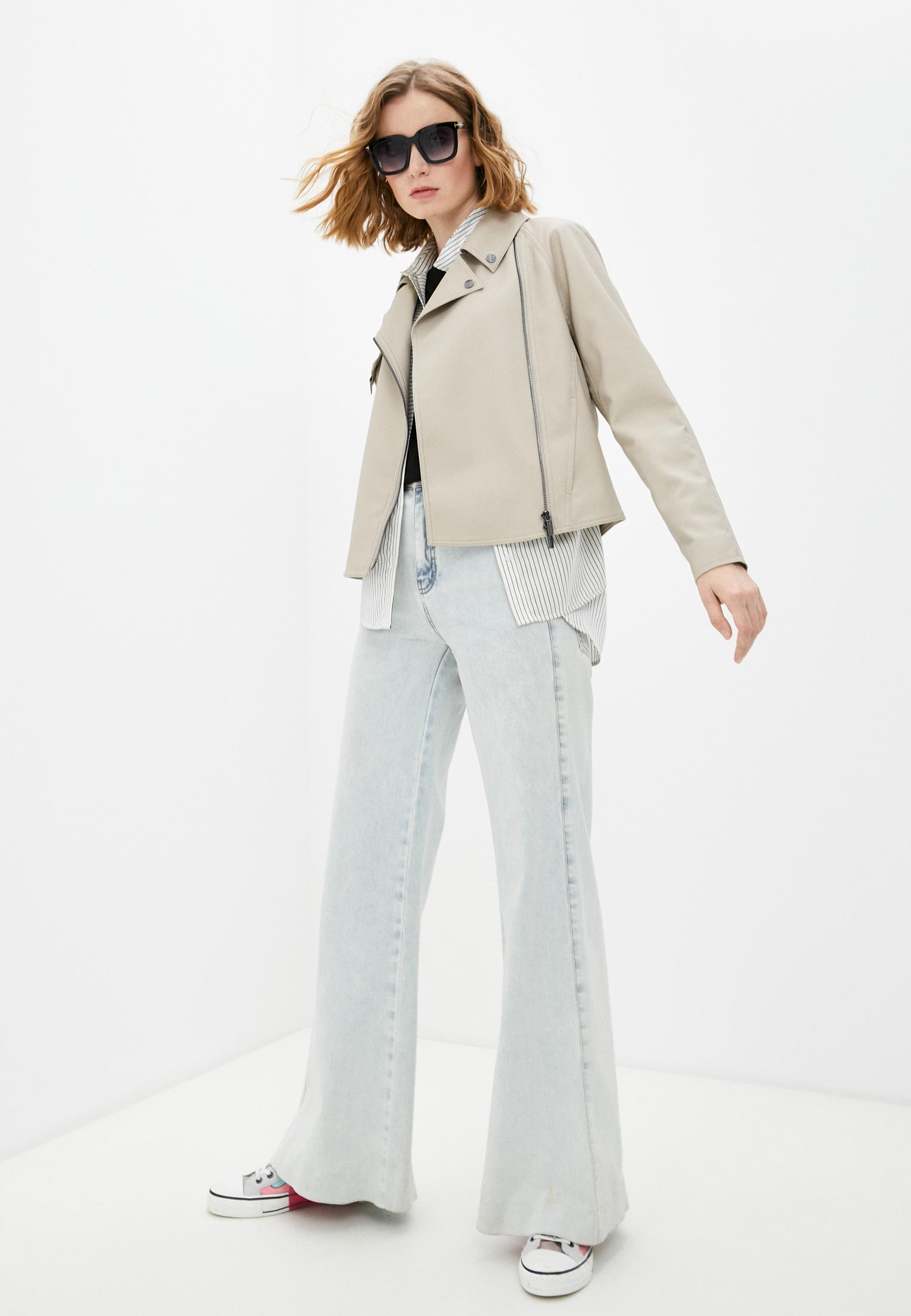 Кожаная куртка Armani Exchange 3KYB19 YNTPZ: изображение 3
