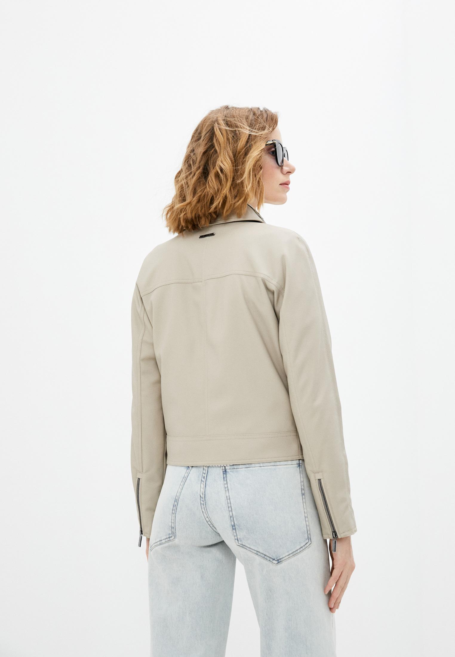 Кожаная куртка Armani Exchange 3KYB19 YNTPZ: изображение 4