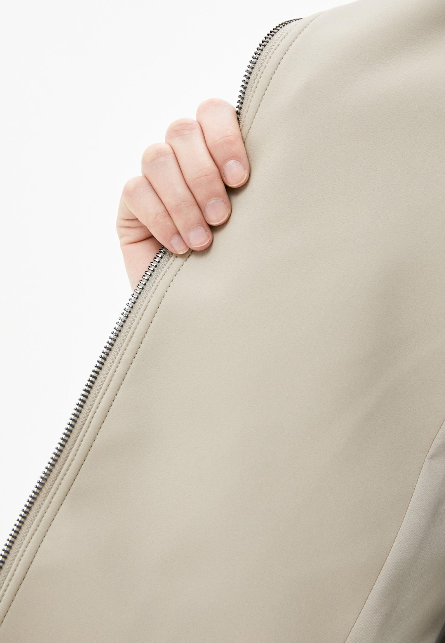 Кожаная куртка Armani Exchange 3KYB19 YNTPZ: изображение 5