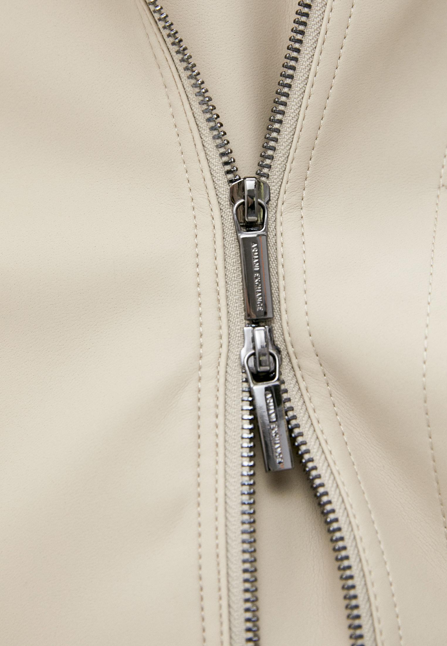 Кожаная куртка Armani Exchange 3KYB19 YNTPZ: изображение 6