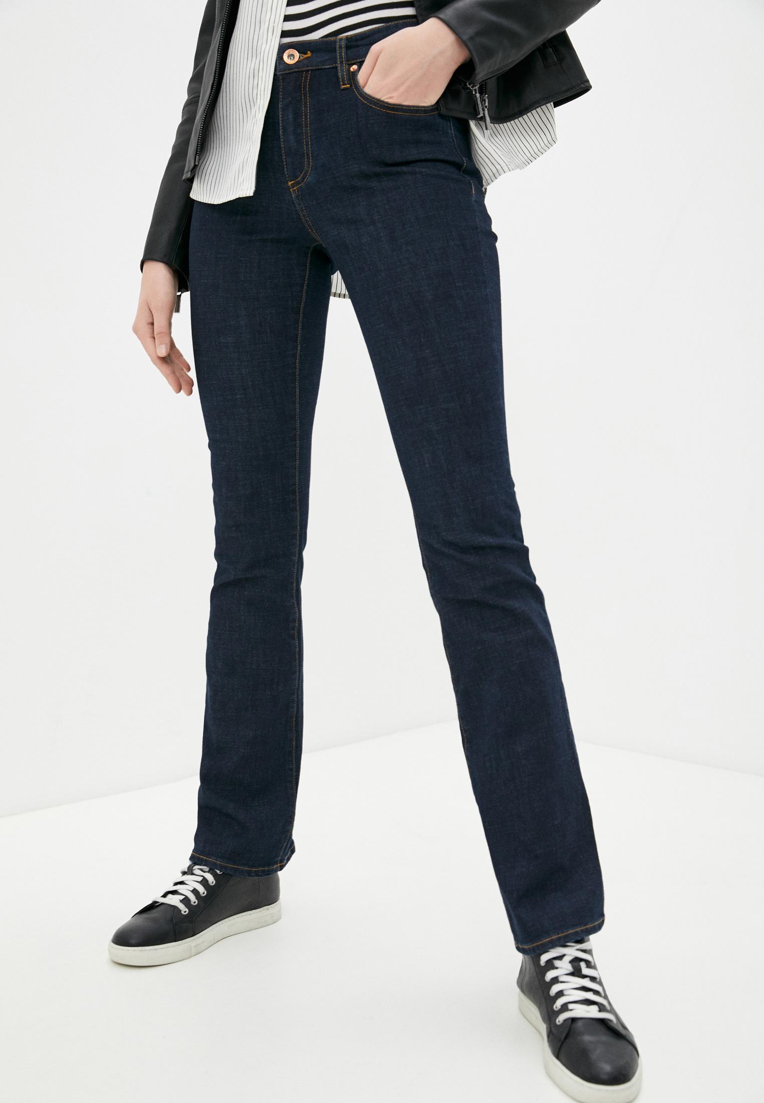 Широкие и расклешенные джинсы Armani Exchange 3KYJ65 Y1NEZ: изображение 1