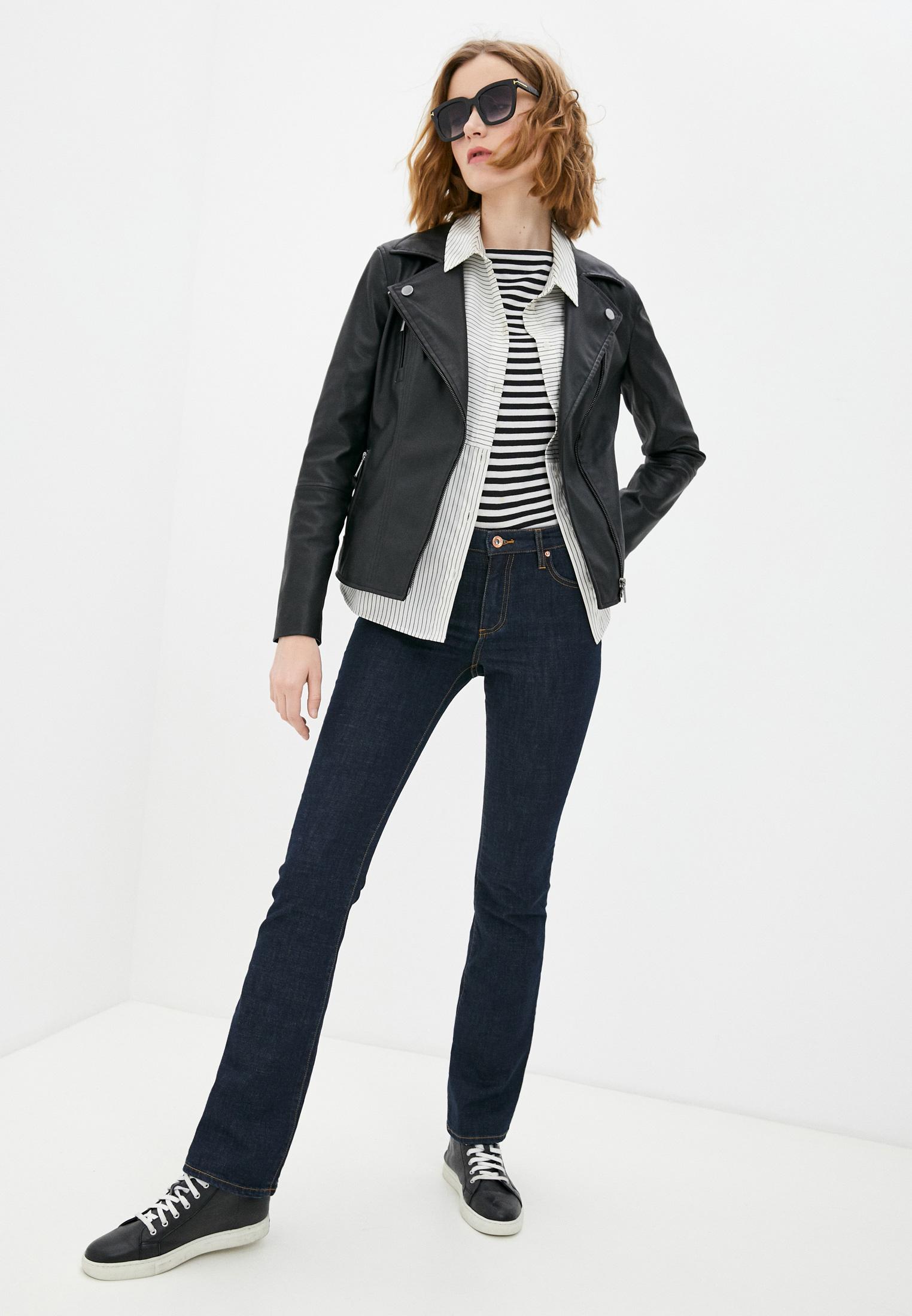 Широкие и расклешенные джинсы Armani Exchange 3KYJ65 Y1NEZ: изображение 3