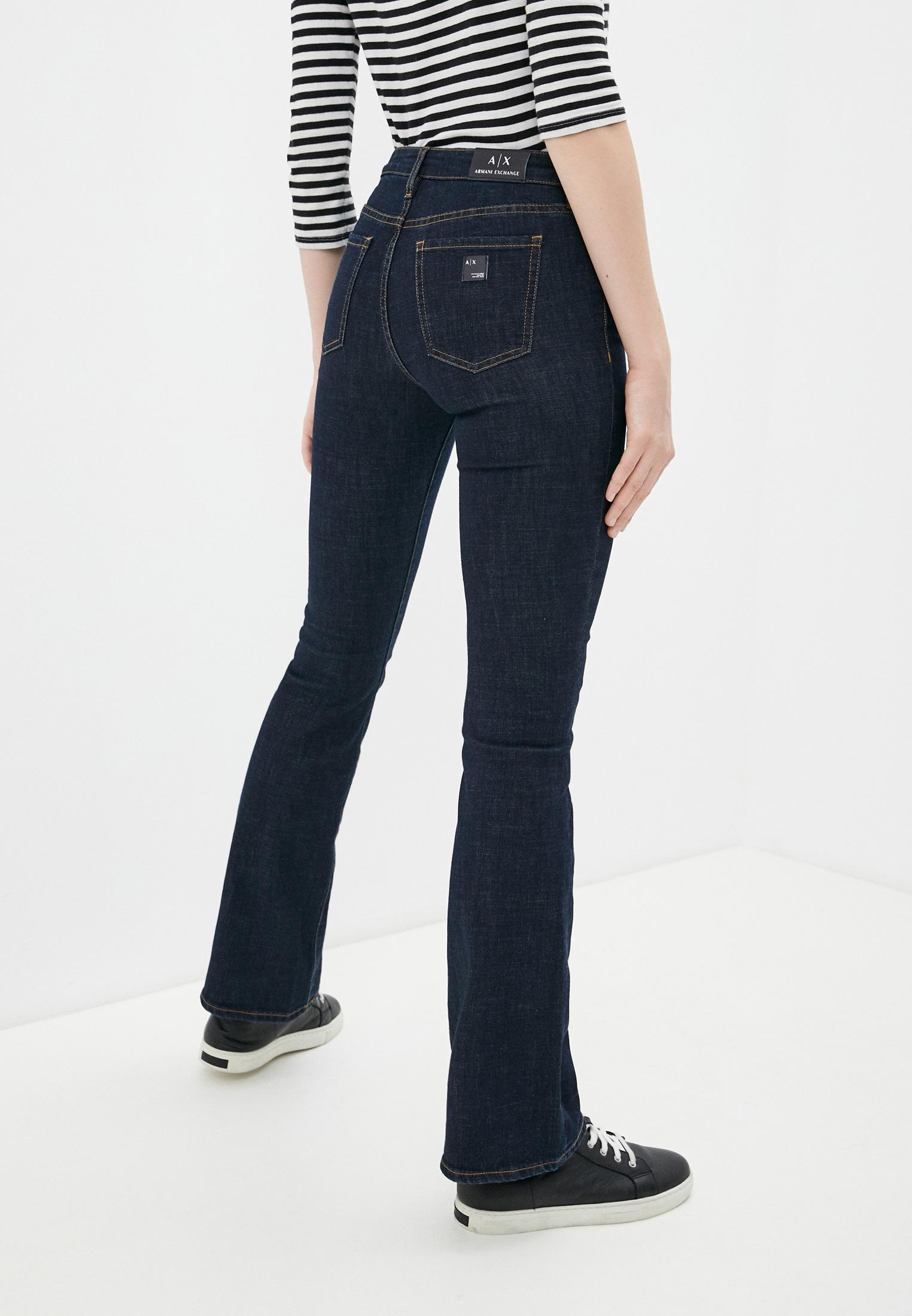 Широкие и расклешенные джинсы Armani Exchange 3KYJ65 Y1NEZ: изображение 4