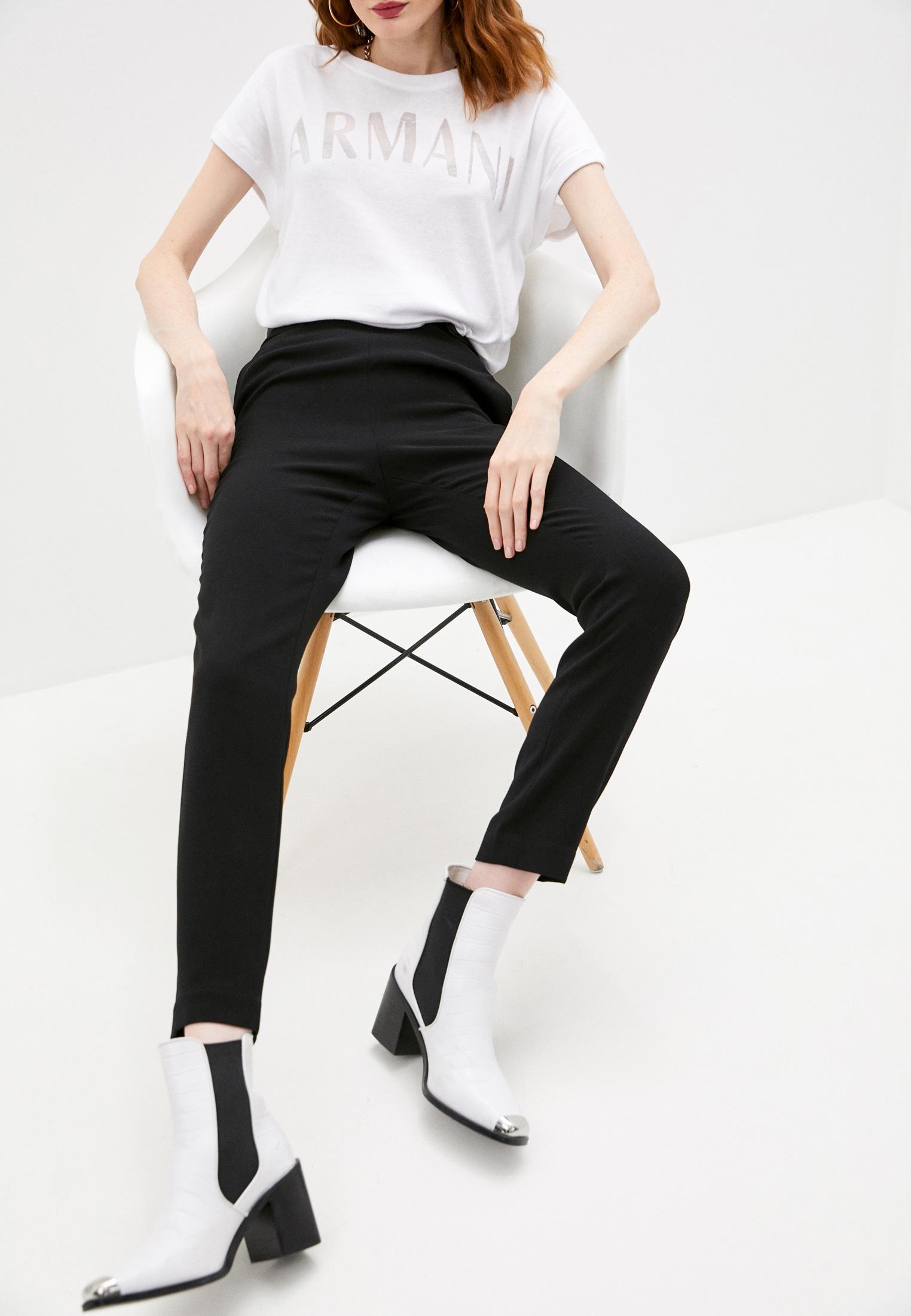 Женские классические брюки Armani Exchange Брюки Armani Exchange