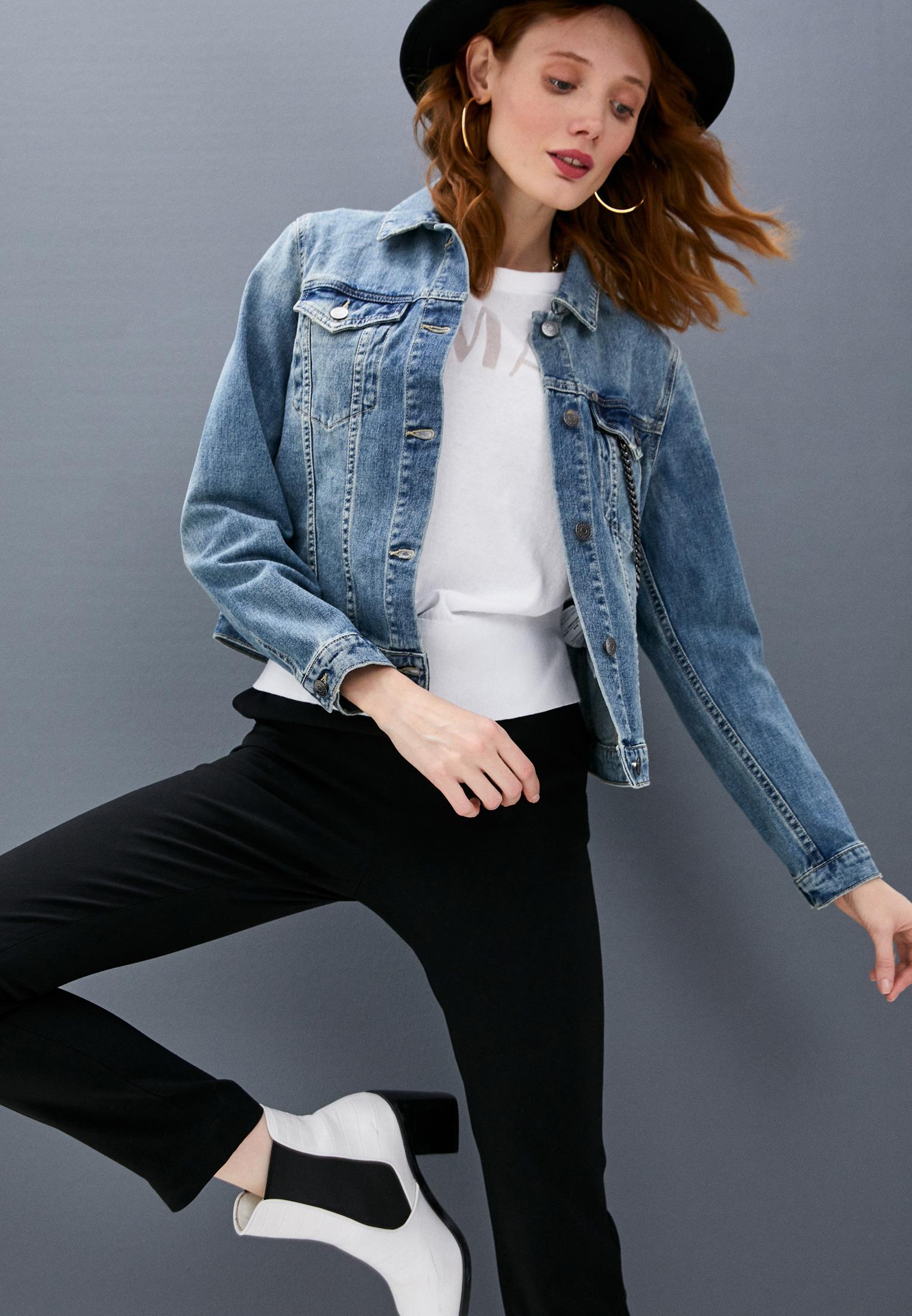 Женские классические брюки Armani Exchange 3KYP33 YNV9Z: изображение 2