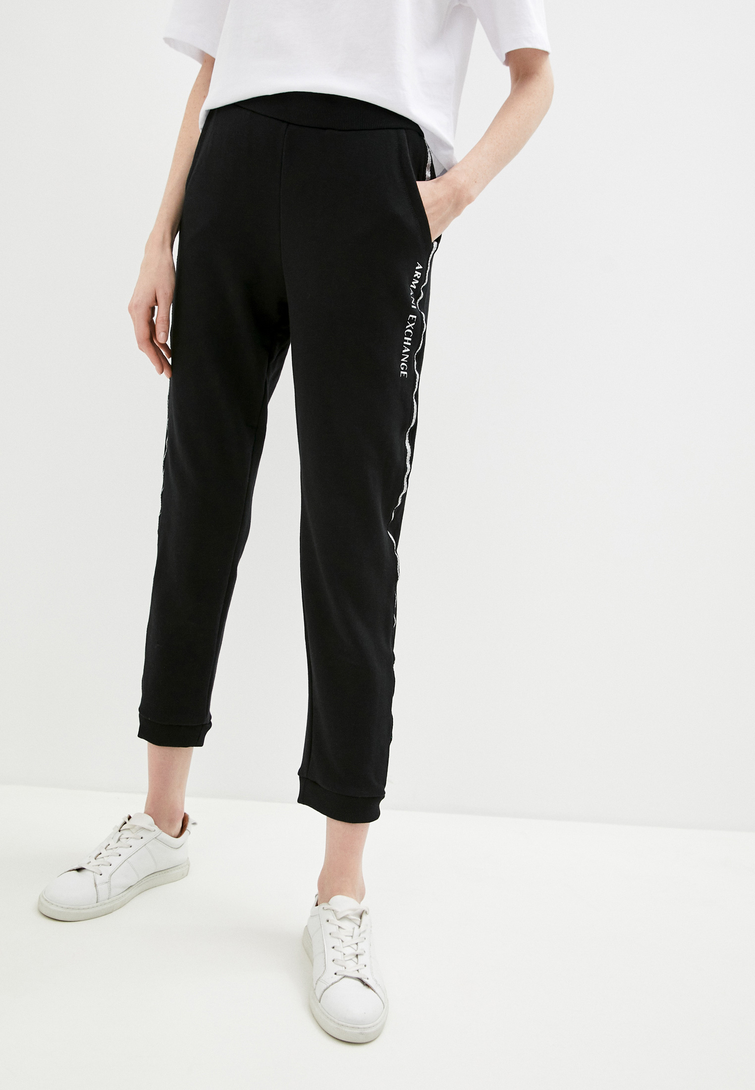 Женские спортивные брюки Armani Exchange 3KYP80 YJE5Z: изображение 1