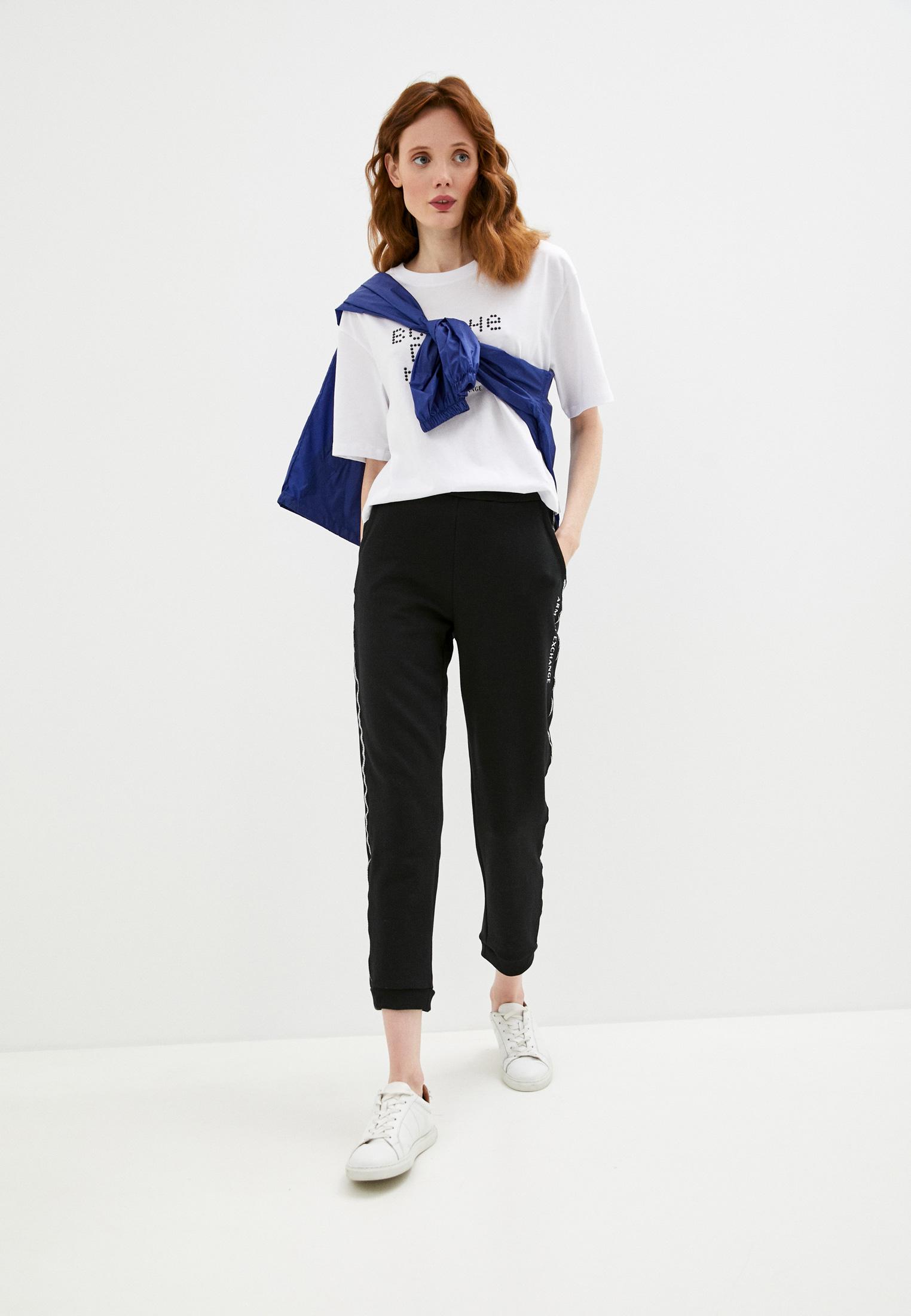 Женские спортивные брюки Armani Exchange 3KYP80 YJE5Z: изображение 3