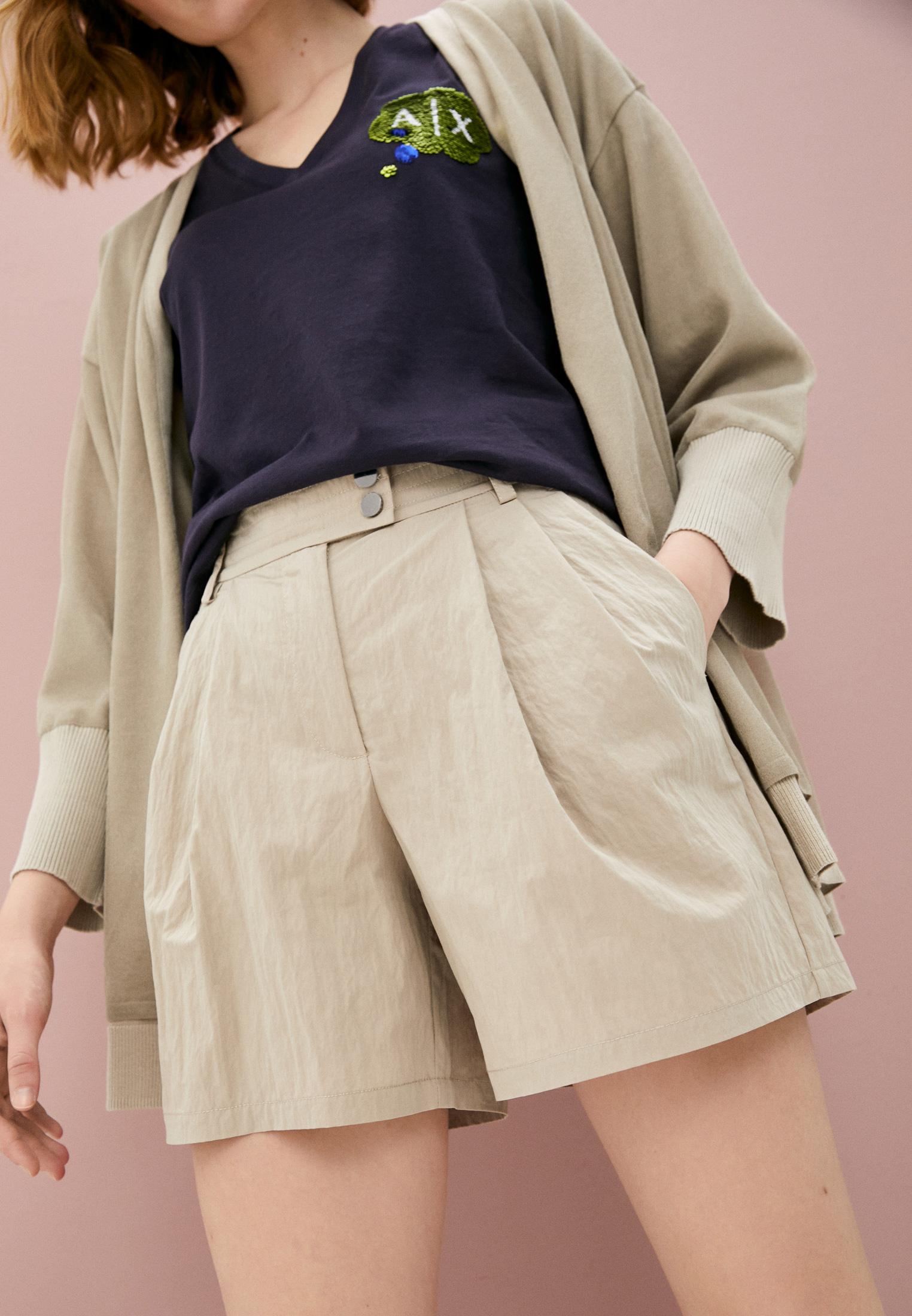 Женские повседневные шорты Armani Exchange 3KYS11 YNJ1Z: изображение 2