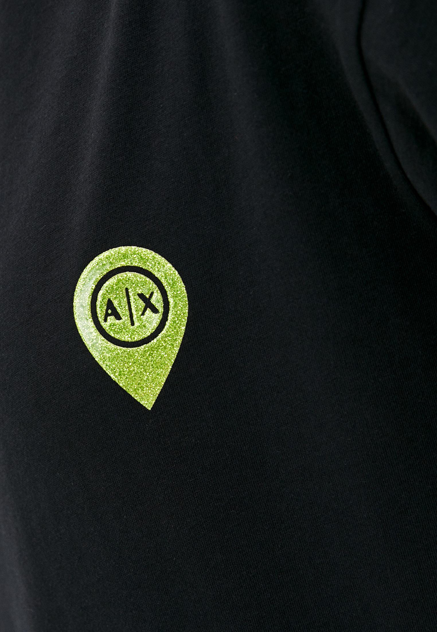 Футболка с коротким рукавом Armani Exchange 3KYTGP YJ73Z: изображение 5