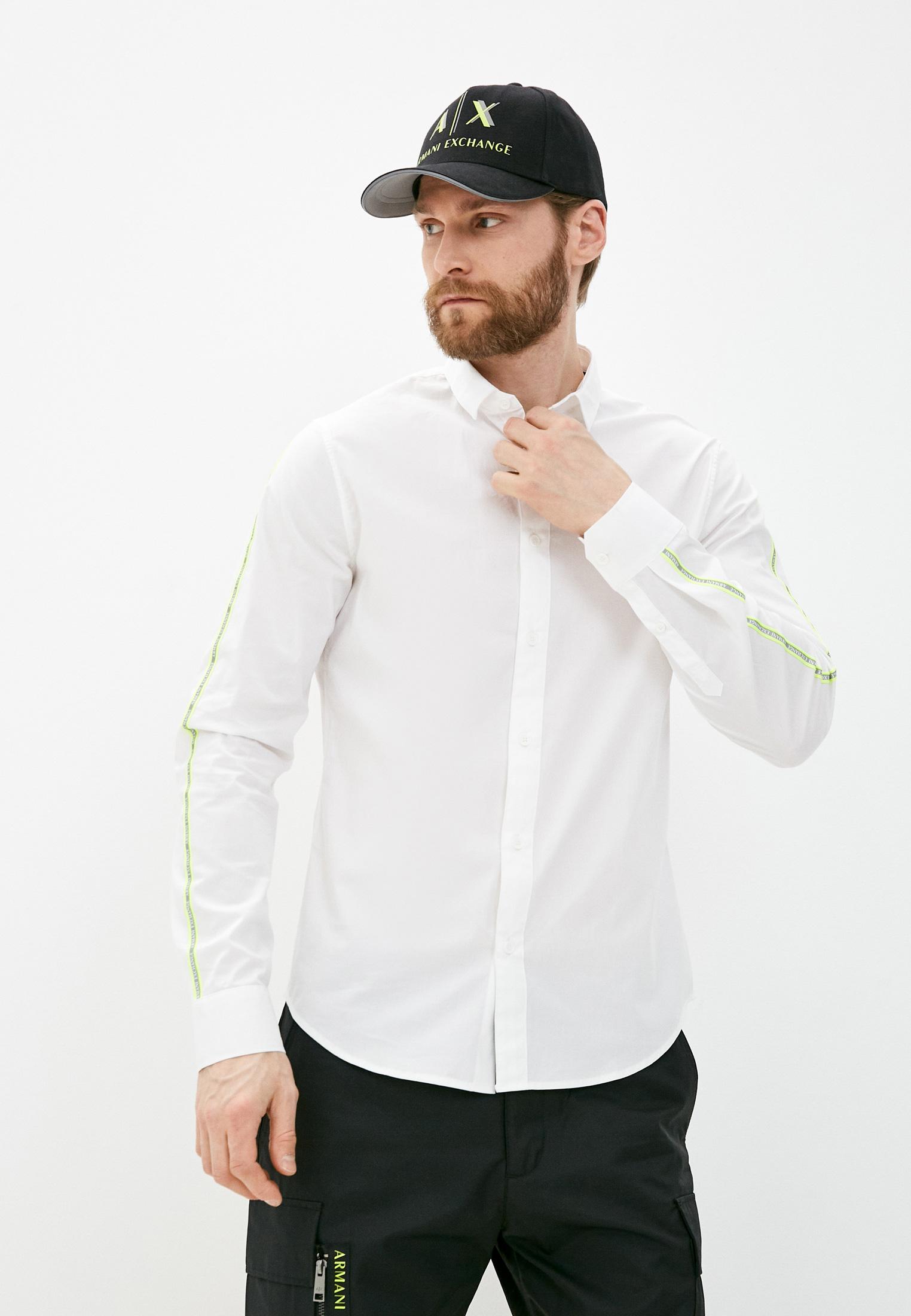 Рубашка с длинным рукавом Armani Exchange 3KZC17 ZNQFZ