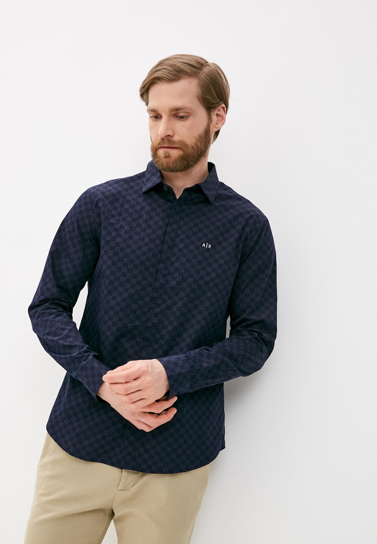 Рубашка с длинным рукавом Armani Exchange 3KZC19 ZNJHZ: изображение 1