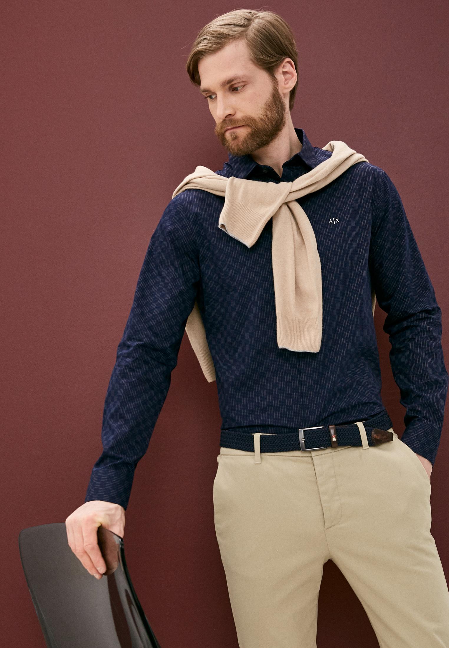Рубашка с длинным рукавом Armani Exchange 3KZC19 ZNJHZ: изображение 2