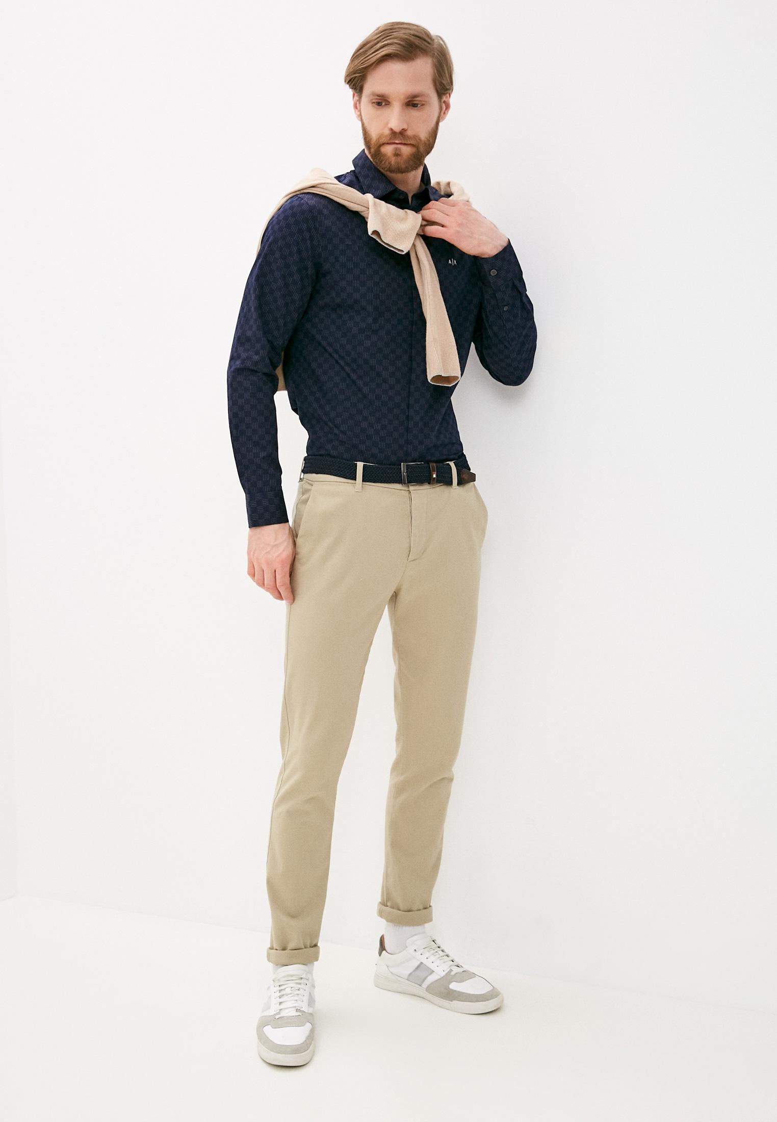 Рубашка с длинным рукавом Armani Exchange 3KZC19 ZNJHZ: изображение 3
