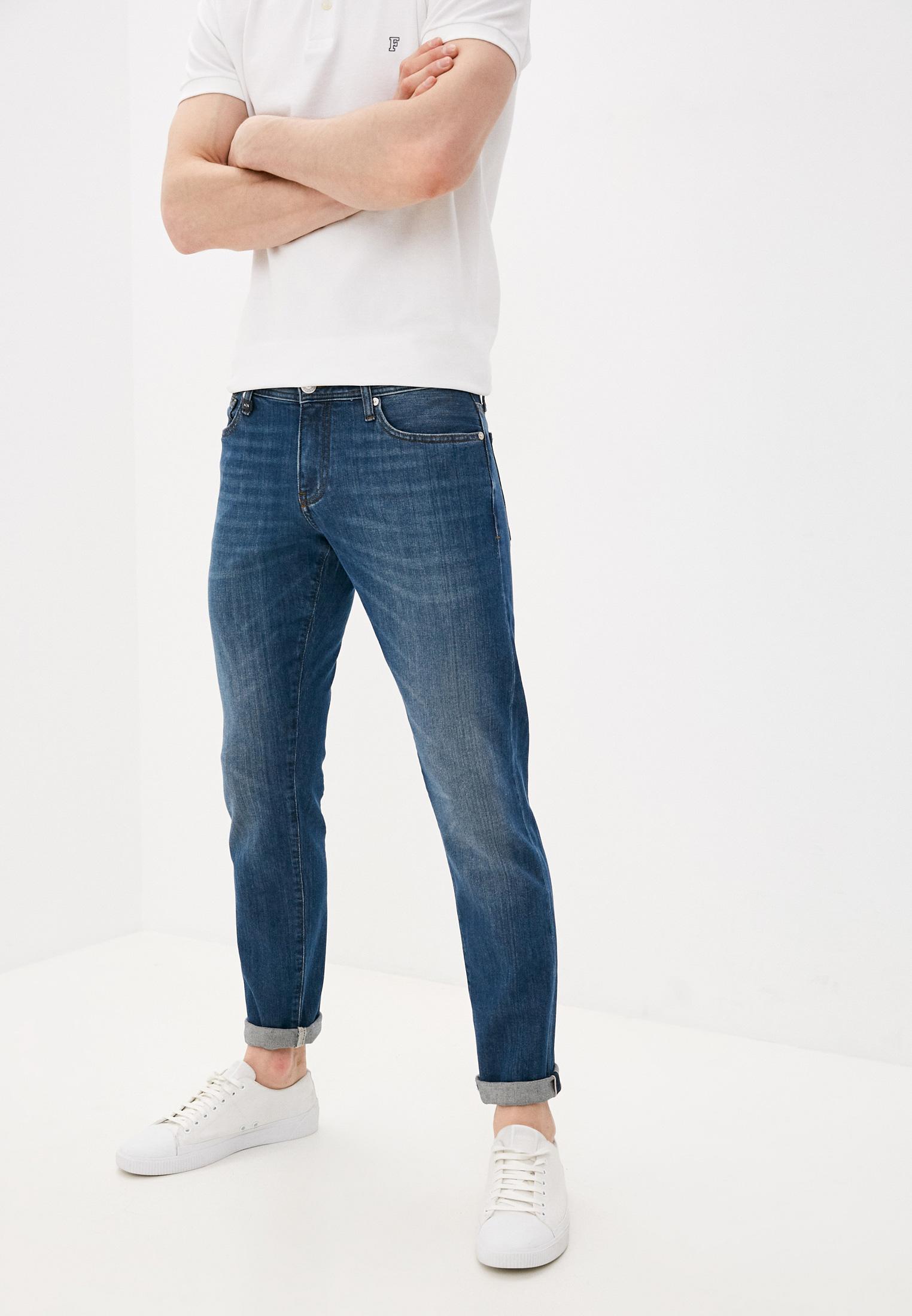 Зауженные джинсы Armani Exchange 3KZJ14 Z1FLZ