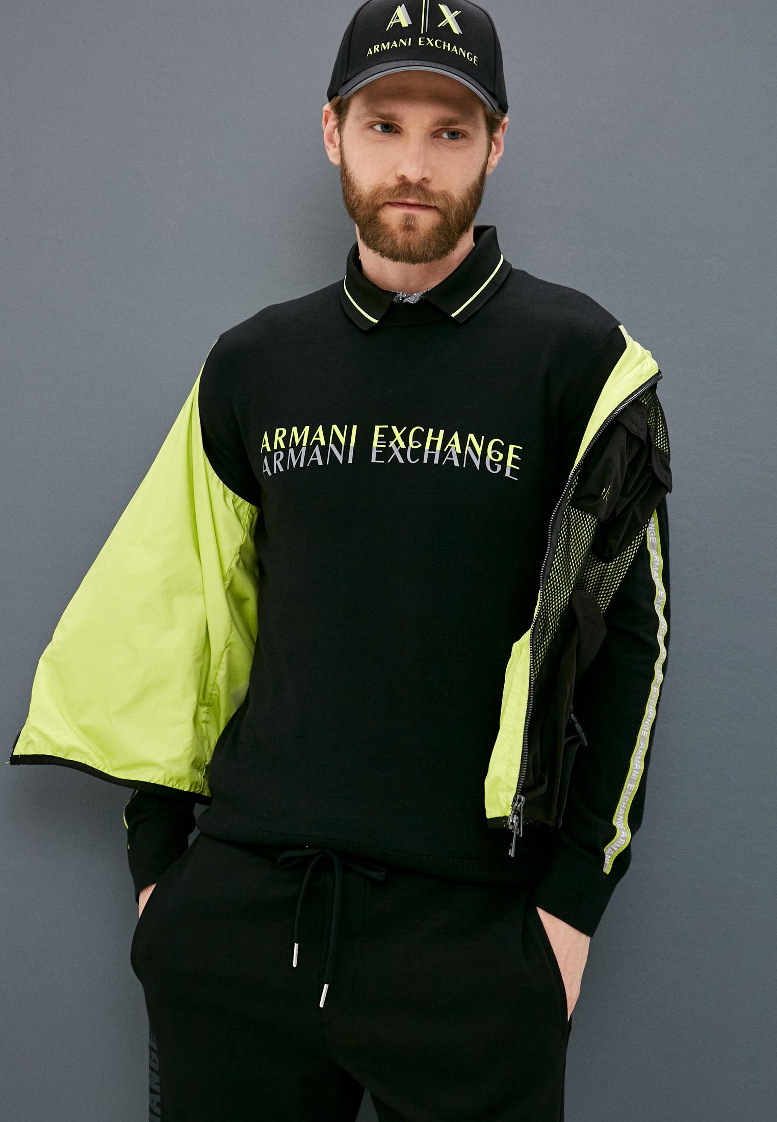 Джемпер Armani Exchange 3KZM1L ZMX6Z: изображение 2