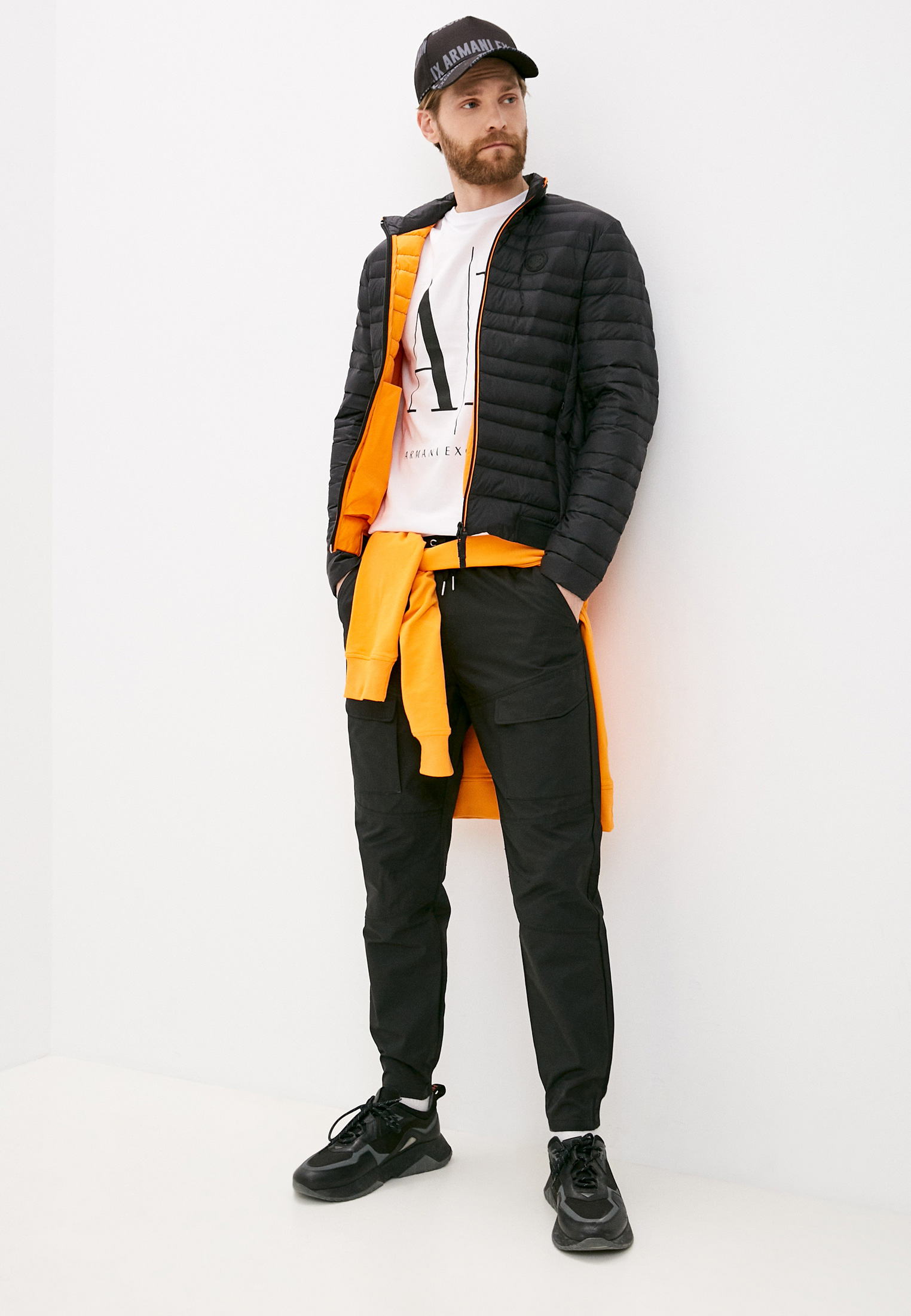 Мужские повседневные брюки Armani Exchange 3KZP01 ZNJ8Z: изображение 3