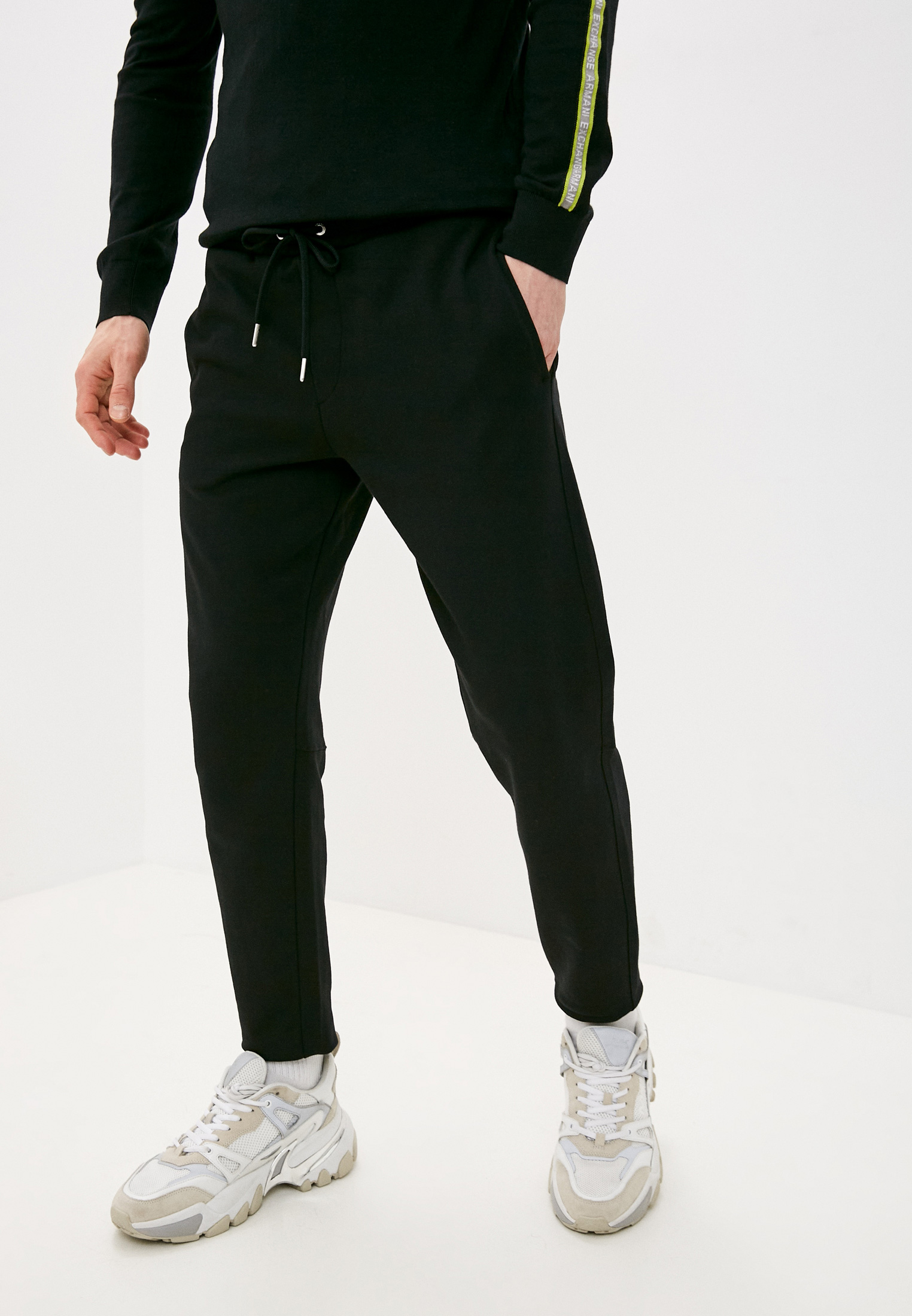 Мужские спортивные брюки Armani Exchange 3KZPAJ ZJ7RZ