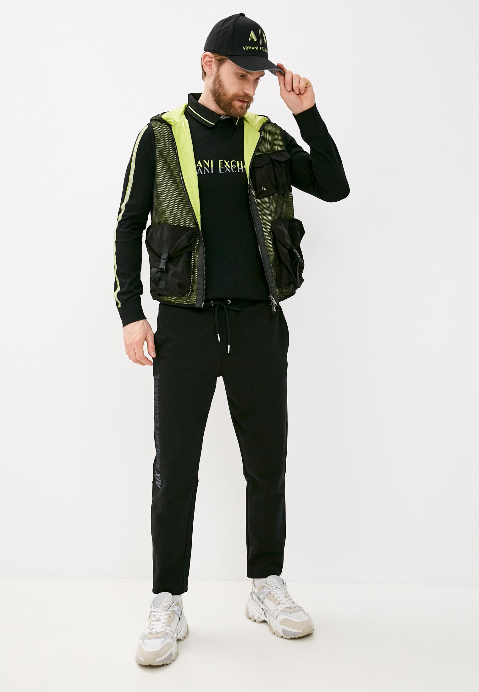 Мужские спортивные брюки Armani Exchange 3KZPAJ ZJ7RZ: изображение 3