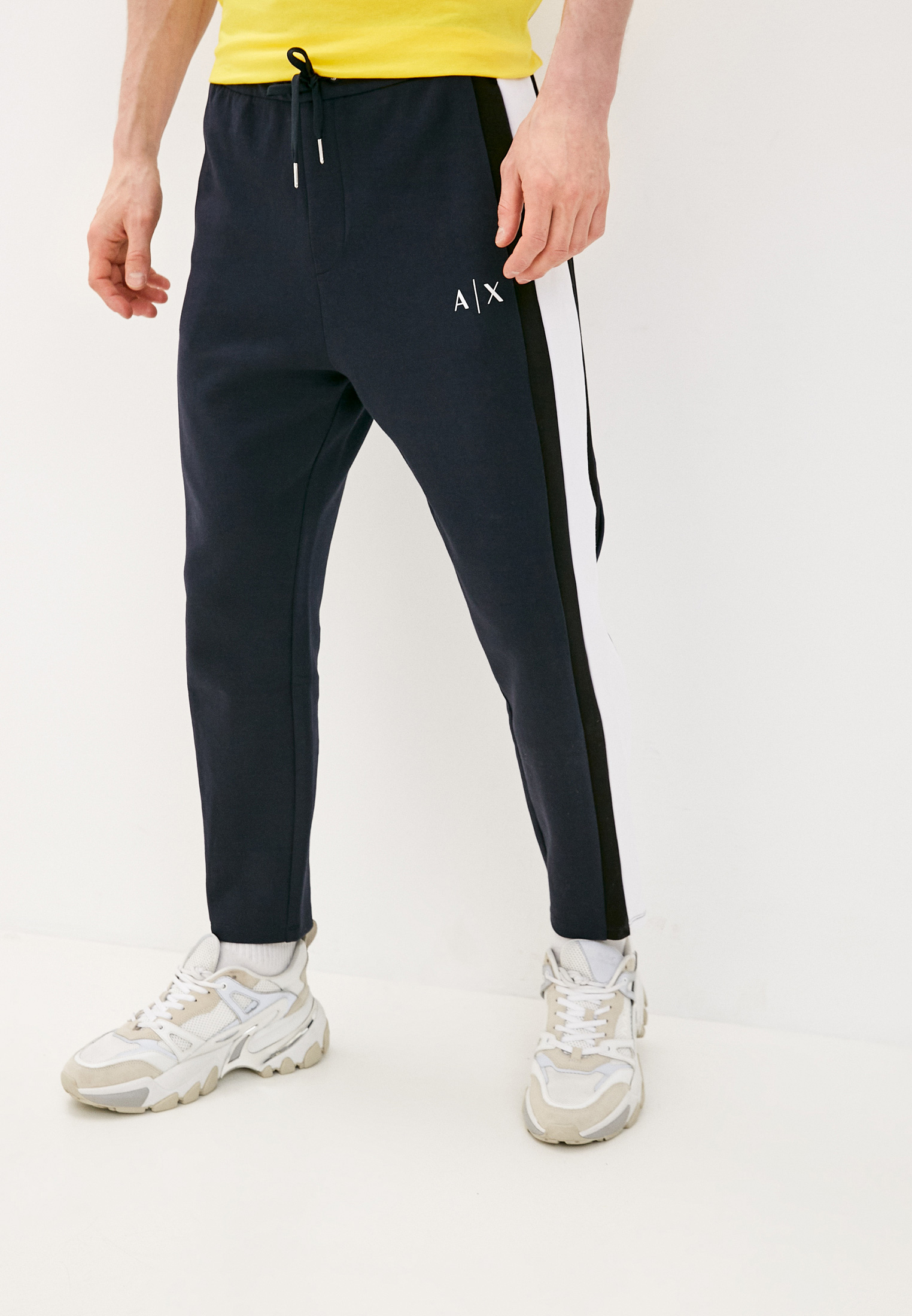 Мужские спортивные брюки Armani Exchange 3KZPFF ZJ5GZ