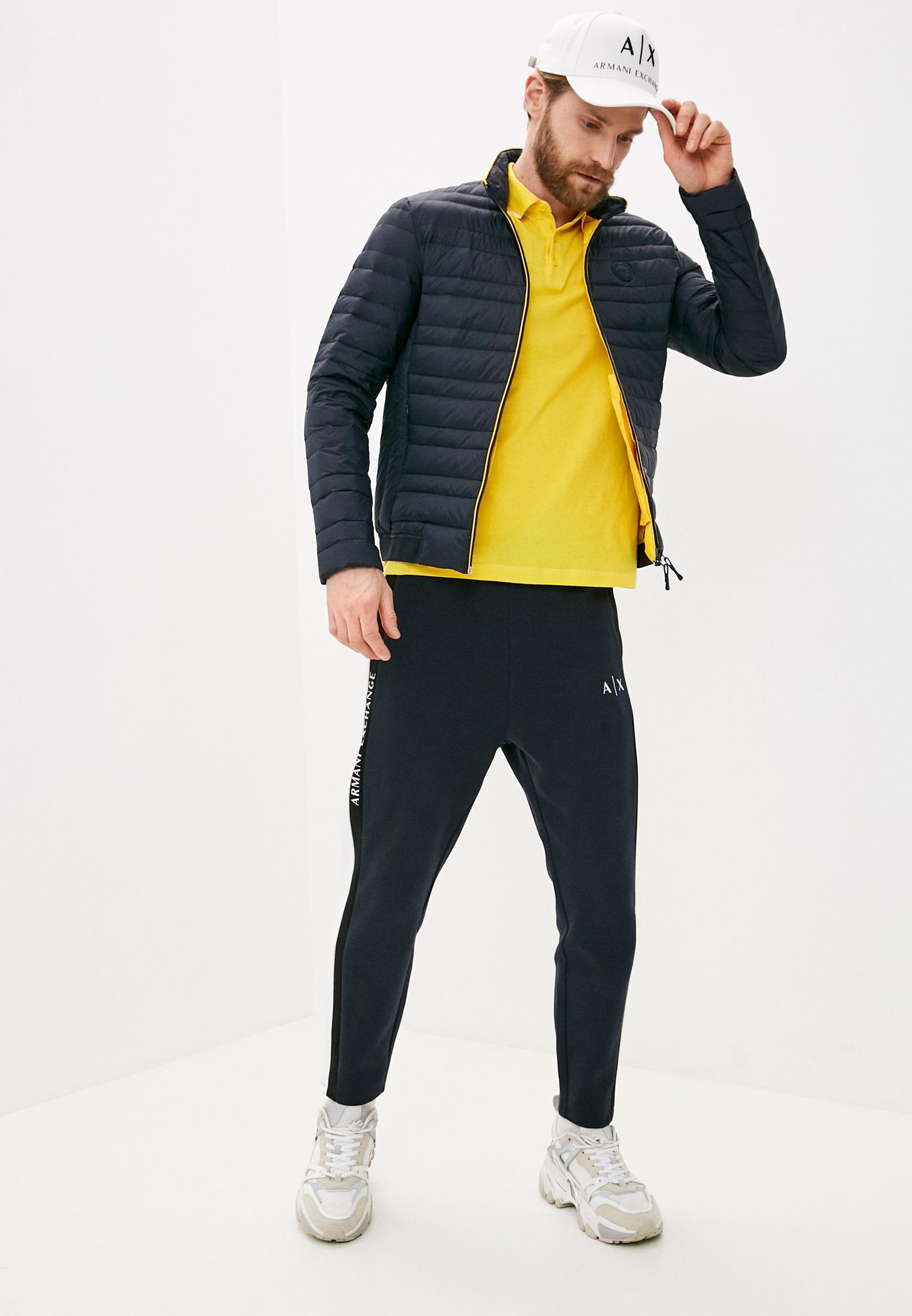 Мужские спортивные брюки Armani Exchange 3KZPFF ZJ5GZ: изображение 3