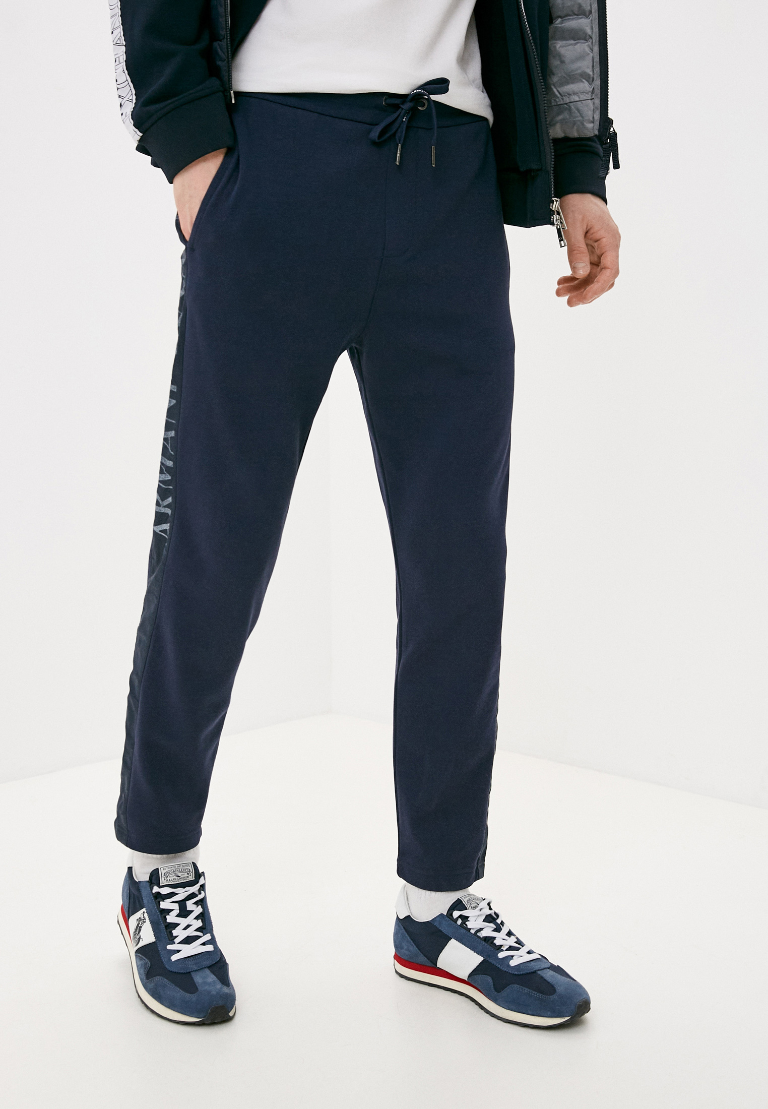 Мужские спортивные брюки Armani Exchange 3KZPGH ZJ8CZ