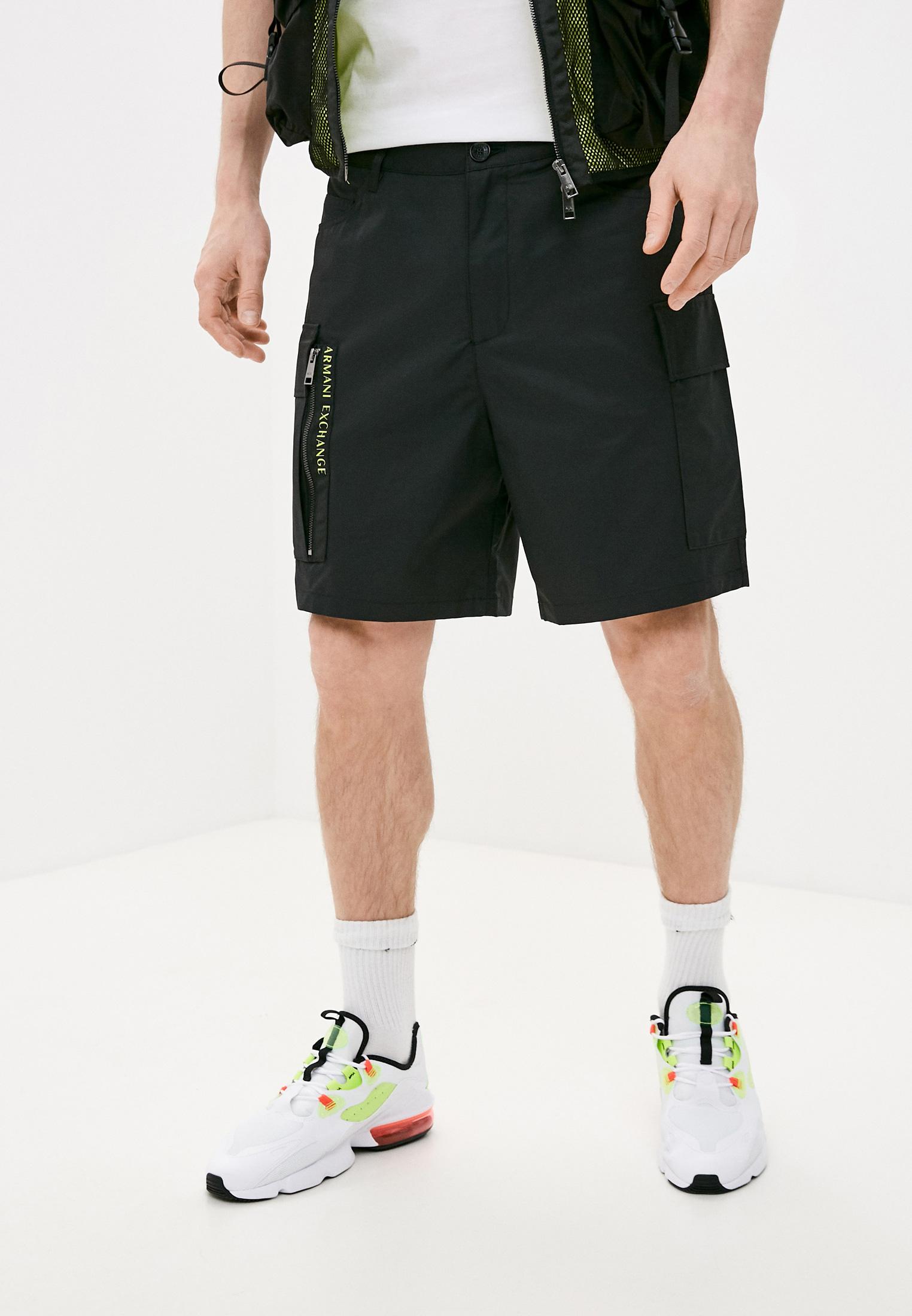 Мужские повседневные шорты Armani Exchange 3KZS03 ZNJ8Z: изображение 1
