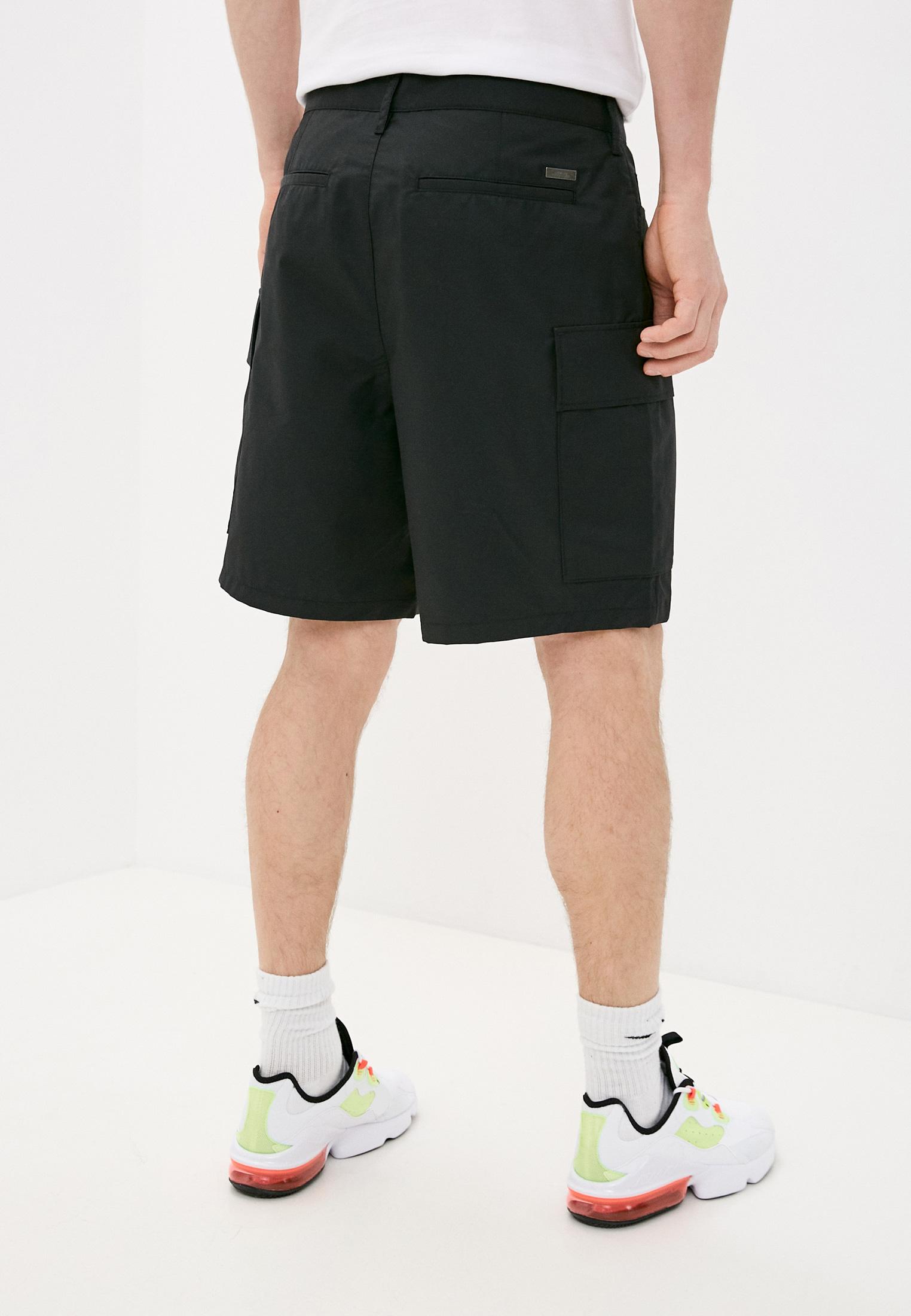 Мужские повседневные шорты Armani Exchange 3KZS03 ZNJ8Z: изображение 4