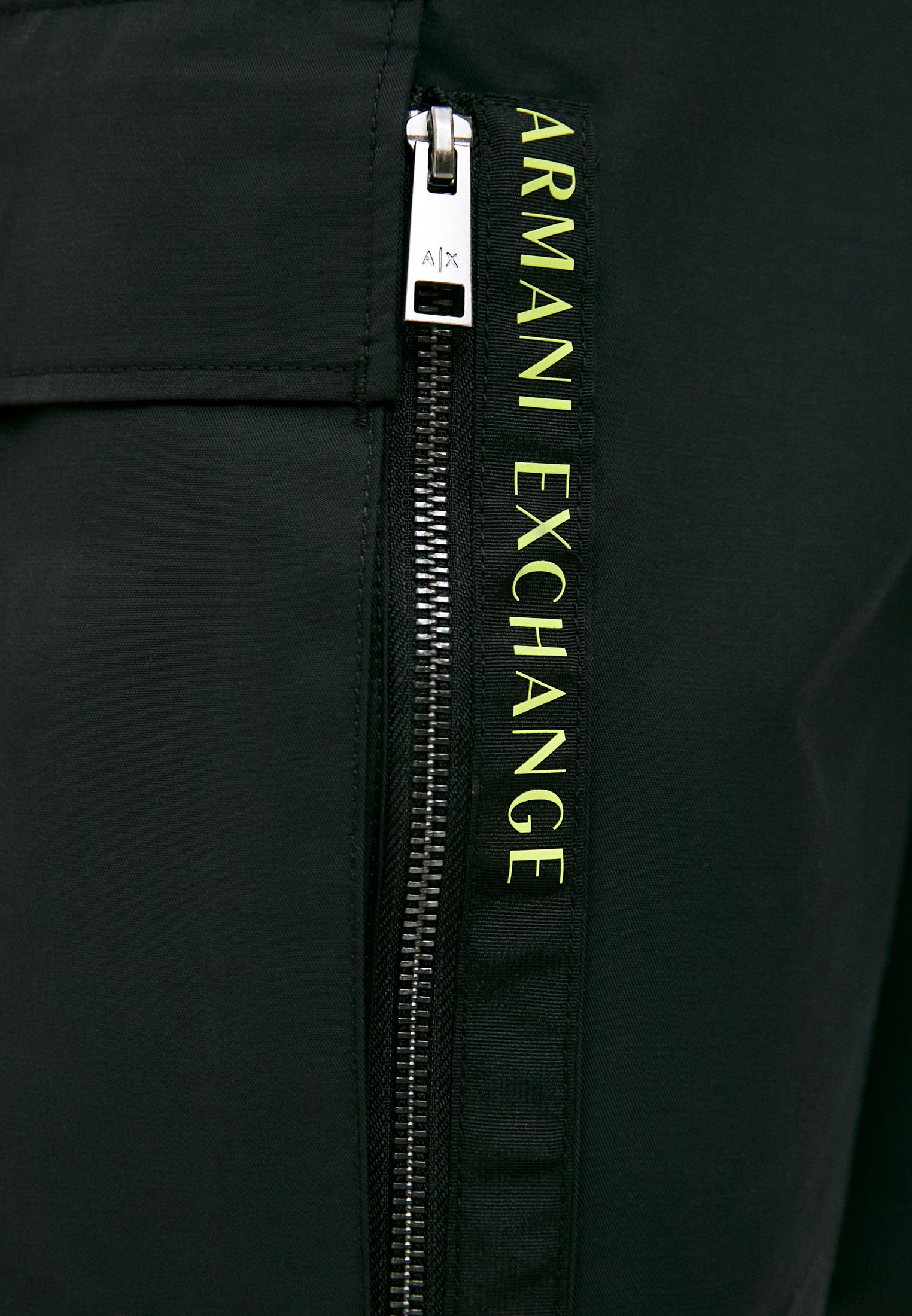 Мужские повседневные шорты Armani Exchange 3KZS03 ZNJ8Z: изображение 5