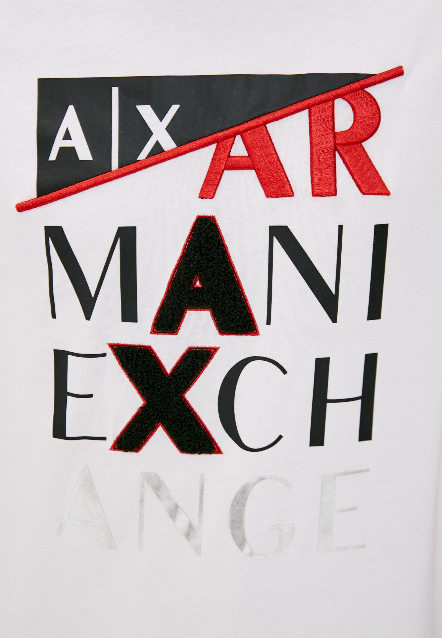 Футболка Armani Exchange 3KZTFD ZJBVZ: изображение 5