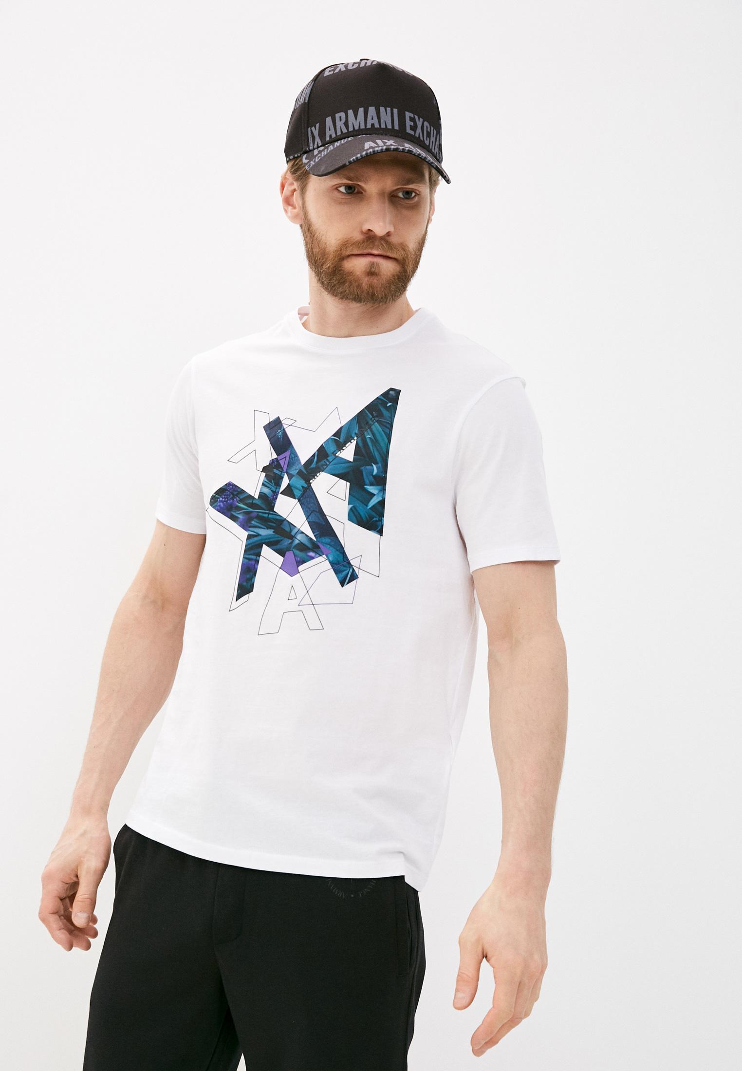 Футболка Armani Exchange 3KZTFX ZJH4Z
