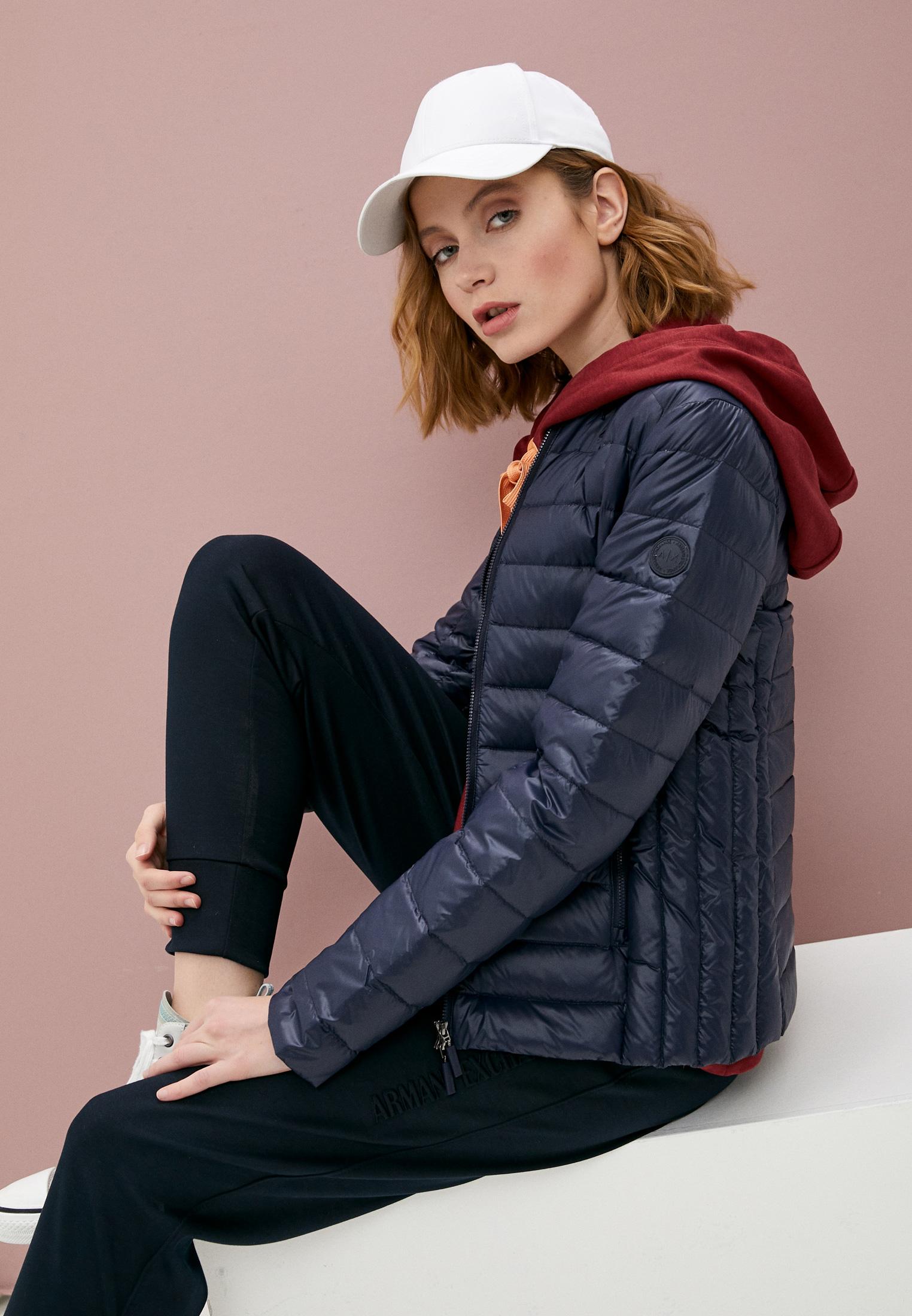 Утепленная куртка Armani Exchange 8NYB01 YNM4Z: изображение 2