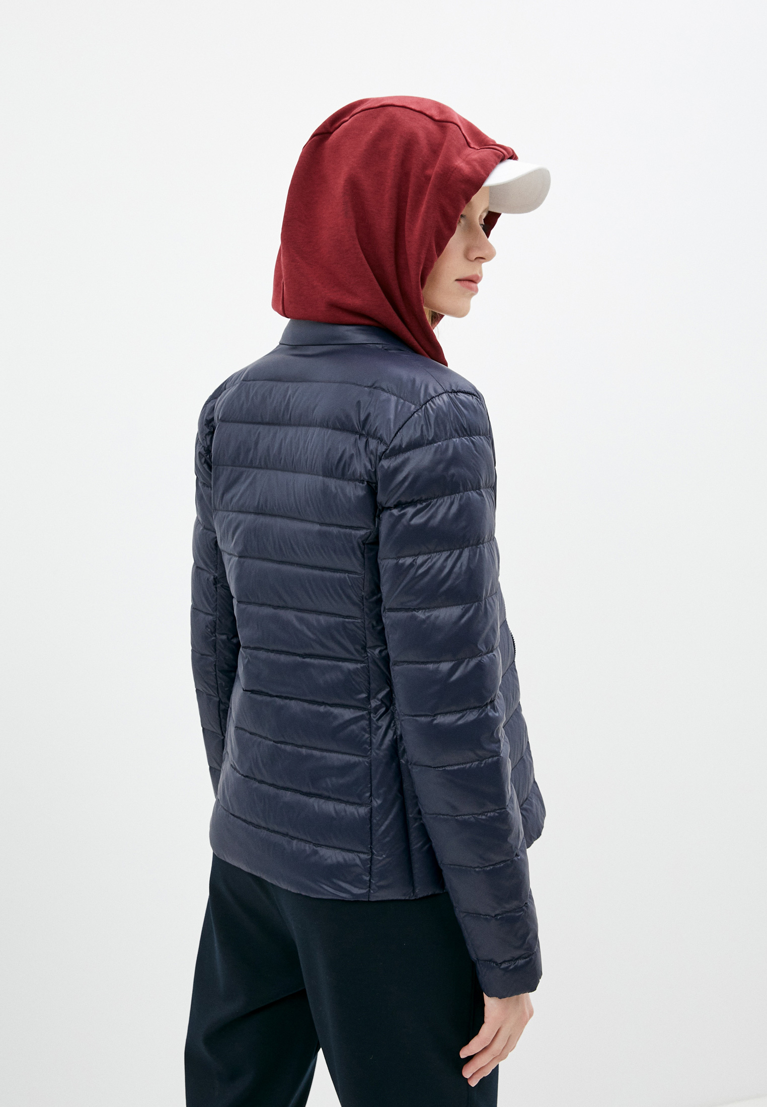 Утепленная куртка Armani Exchange 8NYB01 YNM4Z: изображение 4