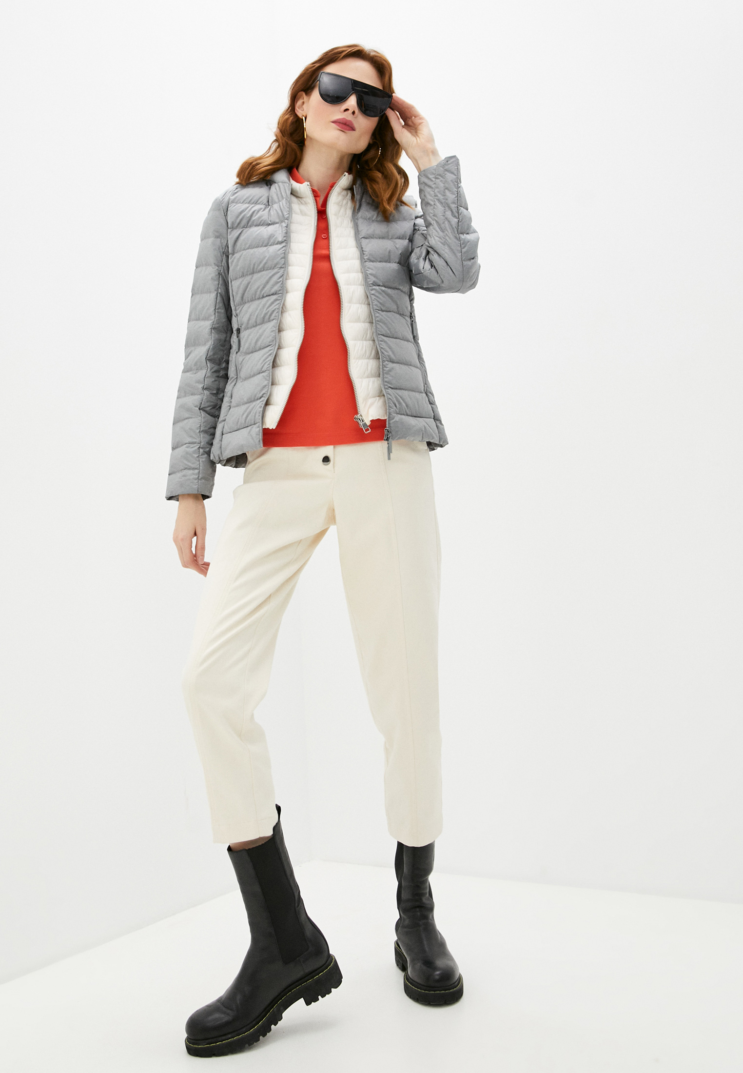 Утепленная куртка Armani Exchange 8NYB01 YNM9Z: изображение 3