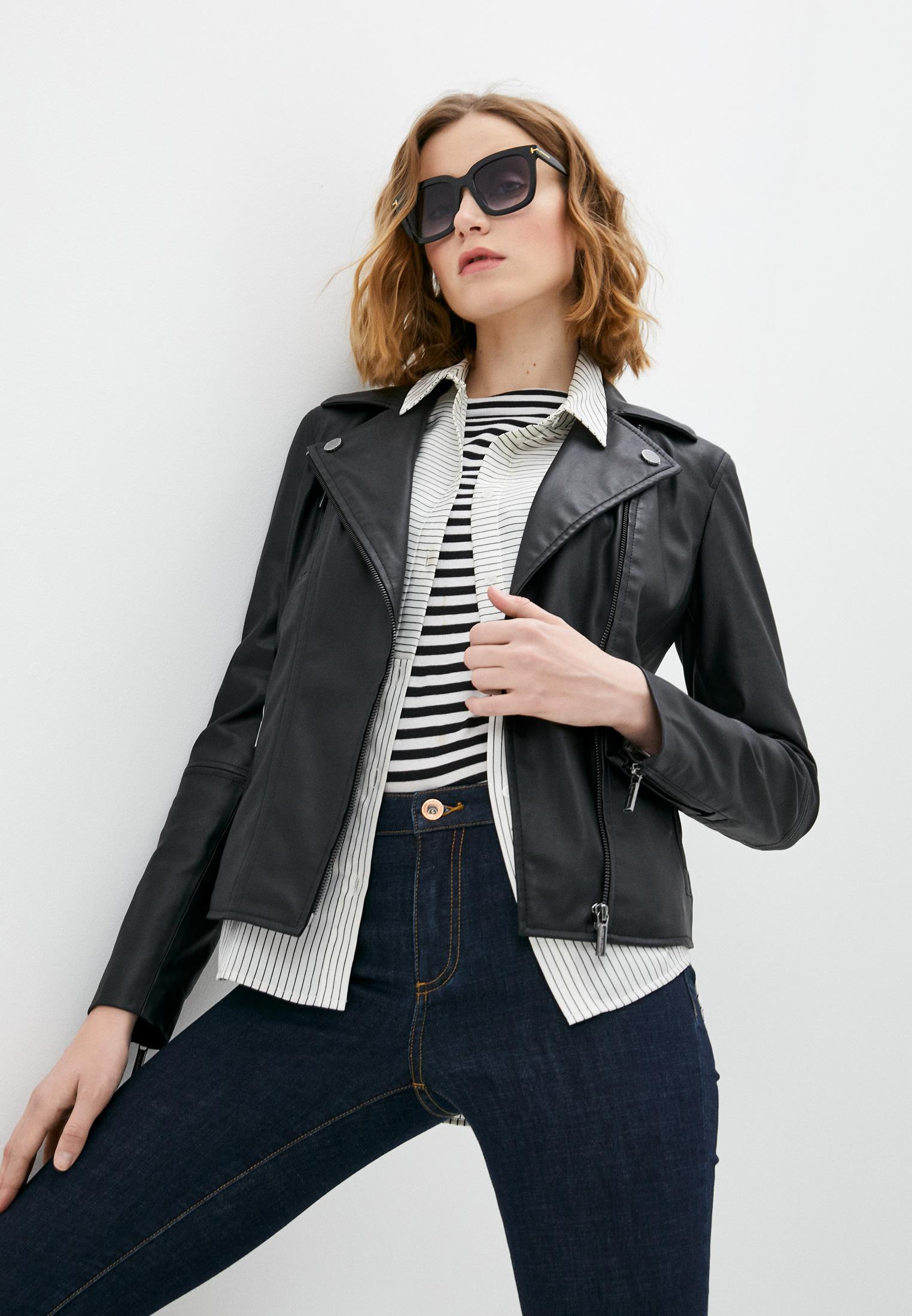 Кожаная куртка Armani Exchange 8NYB13 YNVLZ: изображение 1