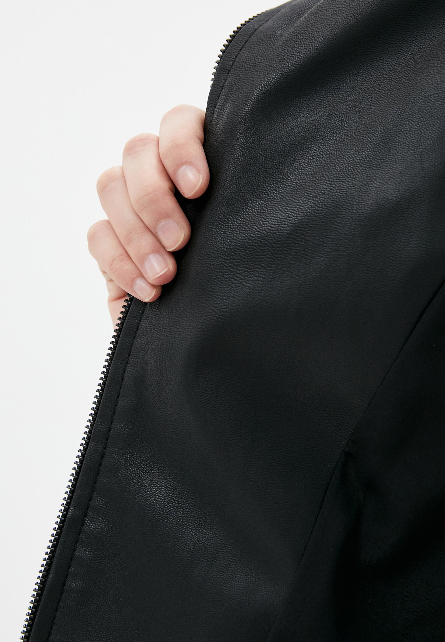 Кожаная куртка Armani Exchange 8NYB13 YNVLZ: изображение 5