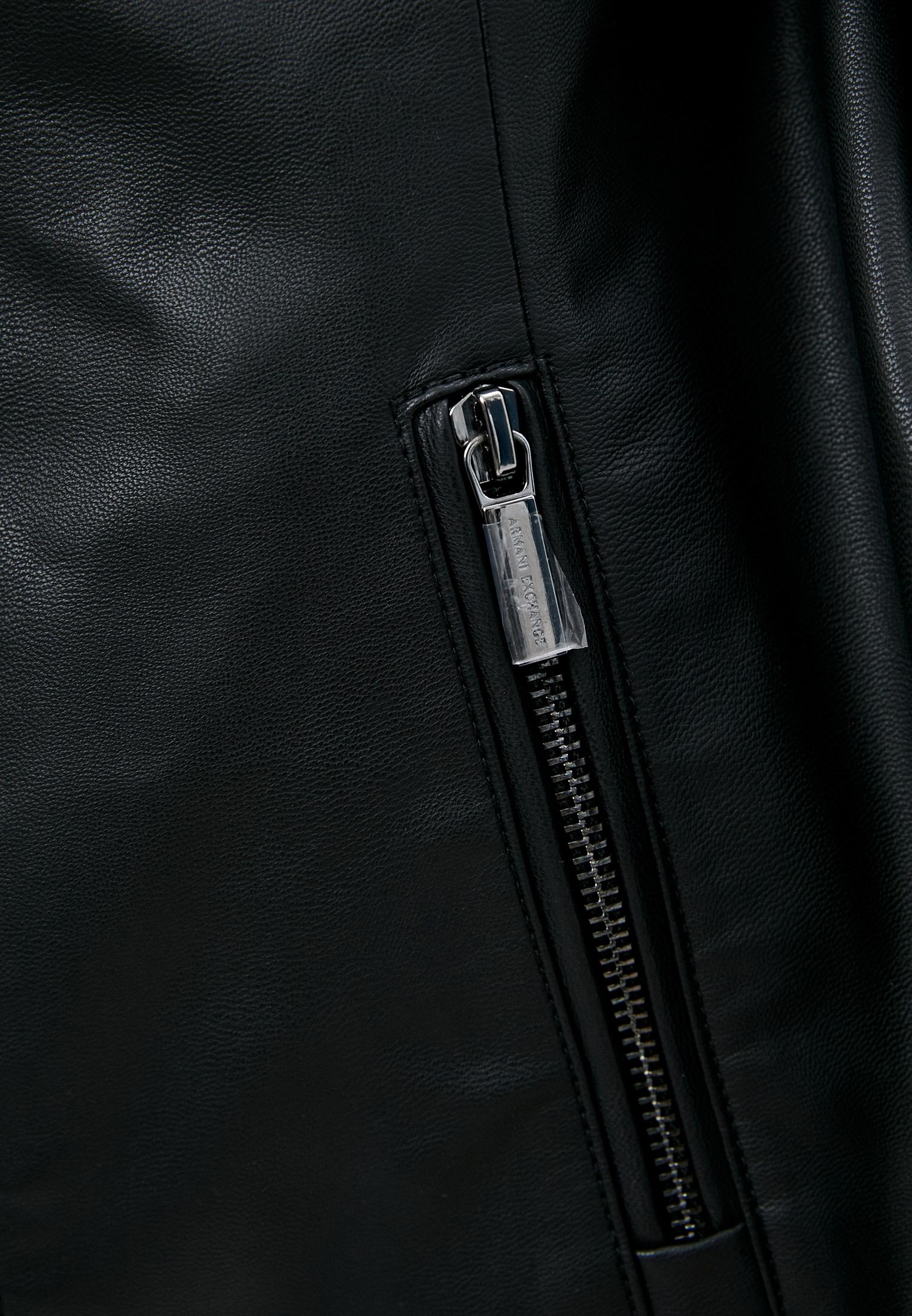 Кожаная куртка Armani Exchange 8NYB13 YNVLZ: изображение 6