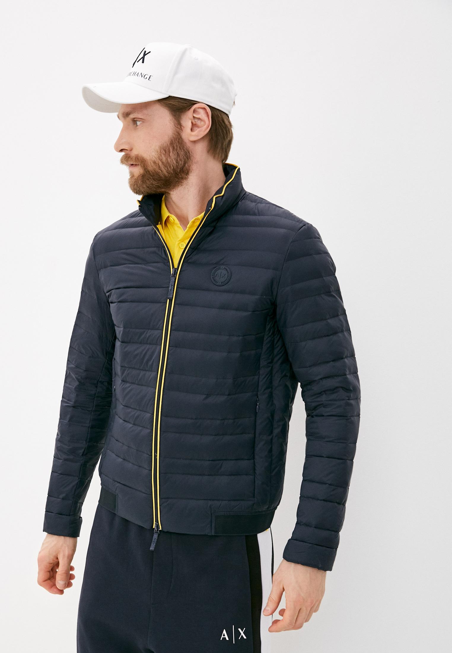 Утепленная куртка Armani Exchange 8NZB51 ZNW3Z: изображение 1