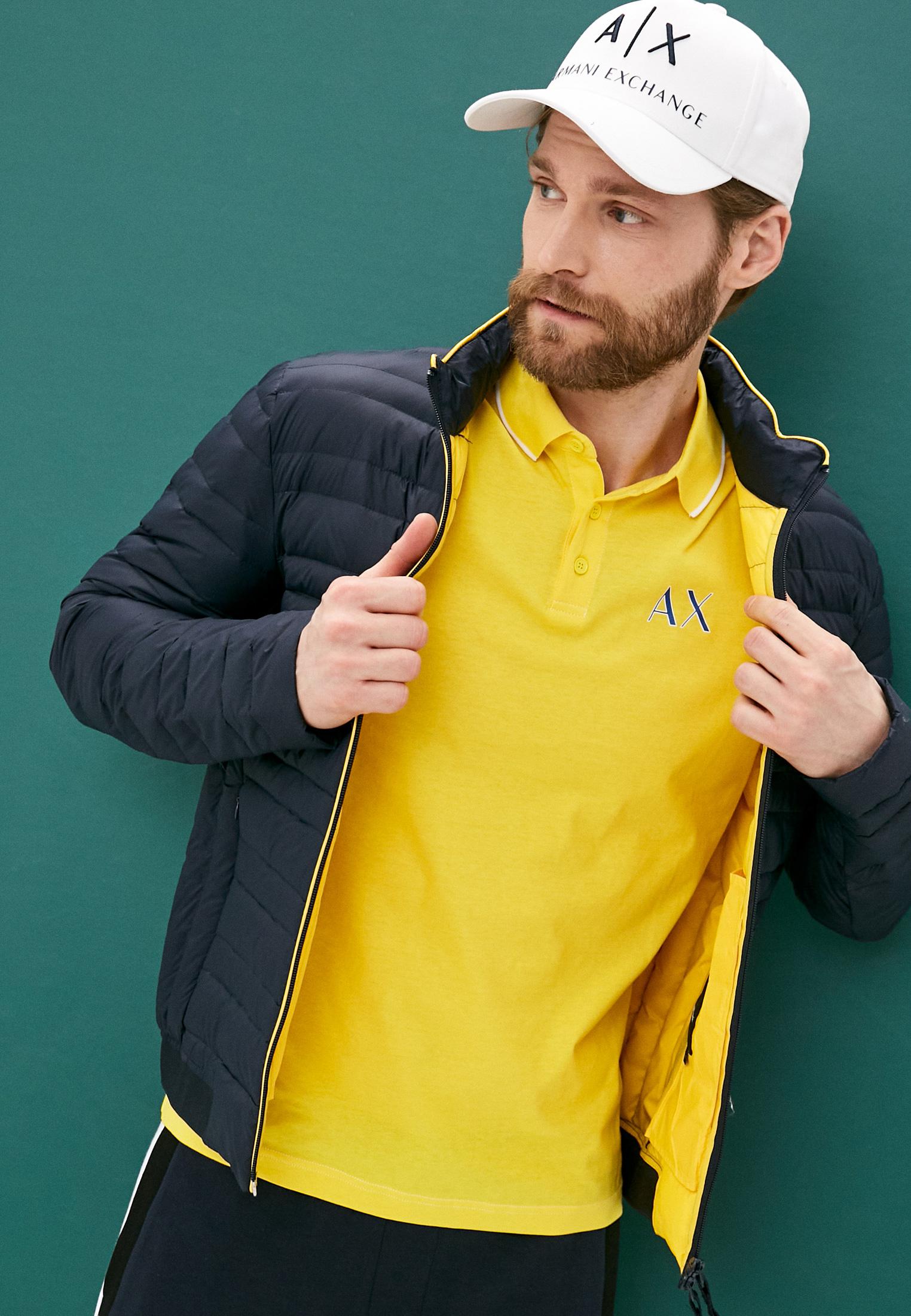 Утепленная куртка Armani Exchange 8NZB51 ZNW3Z: изображение 2