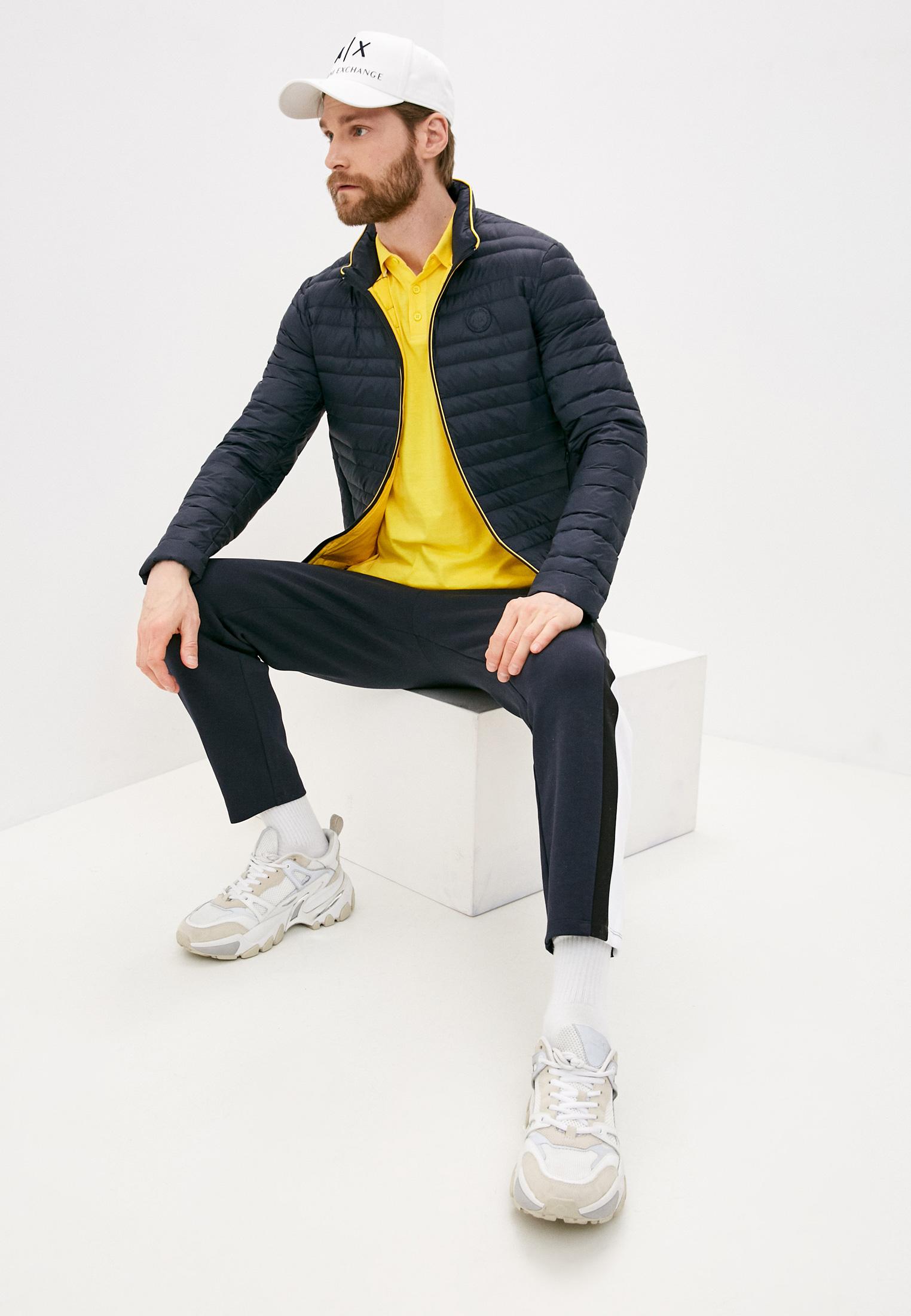 Утепленная куртка Armani Exchange 8NZB51 ZNW3Z: изображение 3