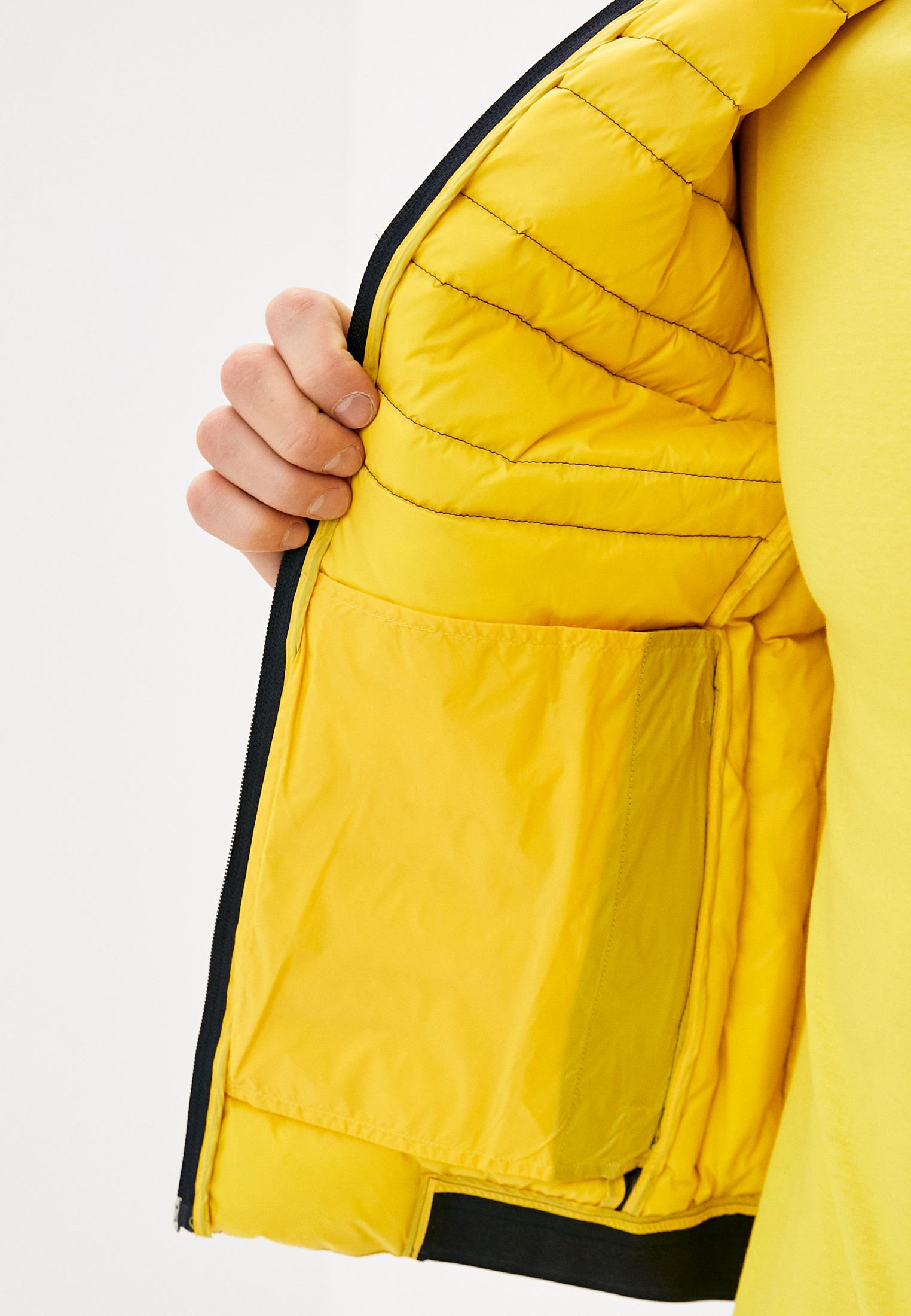 Утепленная куртка Armani Exchange 8NZB51 ZNW3Z: изображение 5